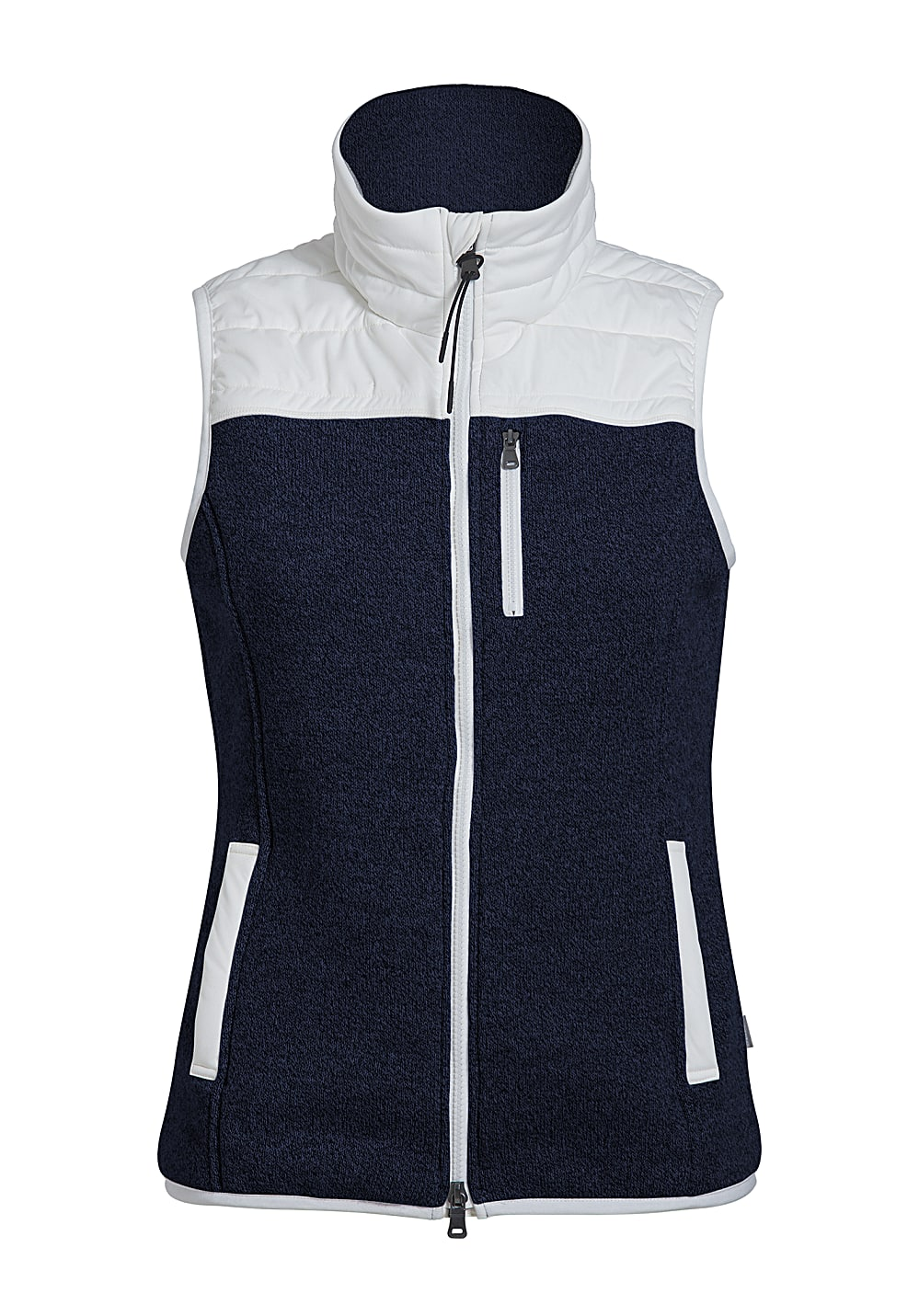 Super.natural Combustion Cloud Gilet - Weste für Damen - Blau - M