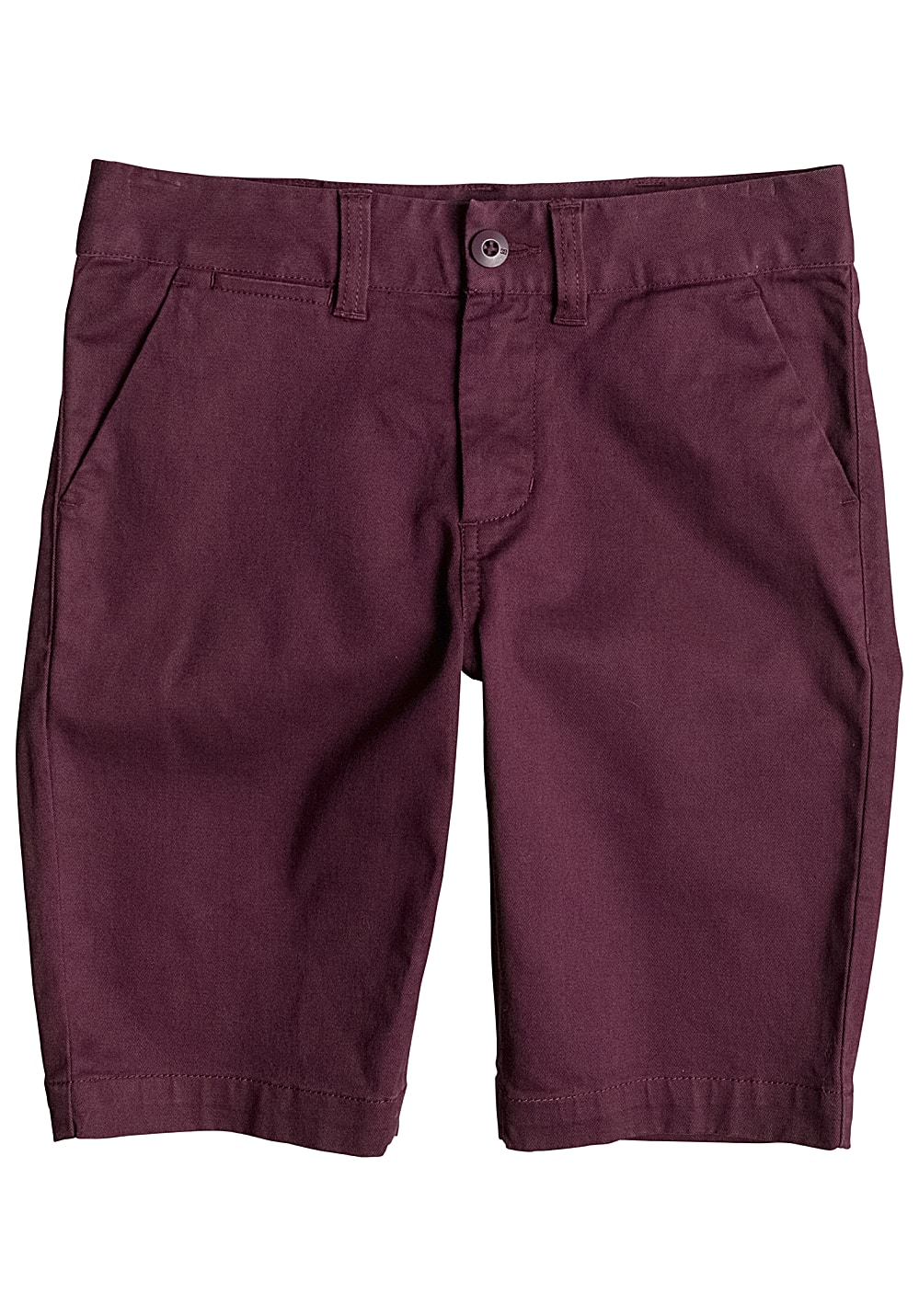 DC Worker Straight Chino Shorts für Jungs Rot