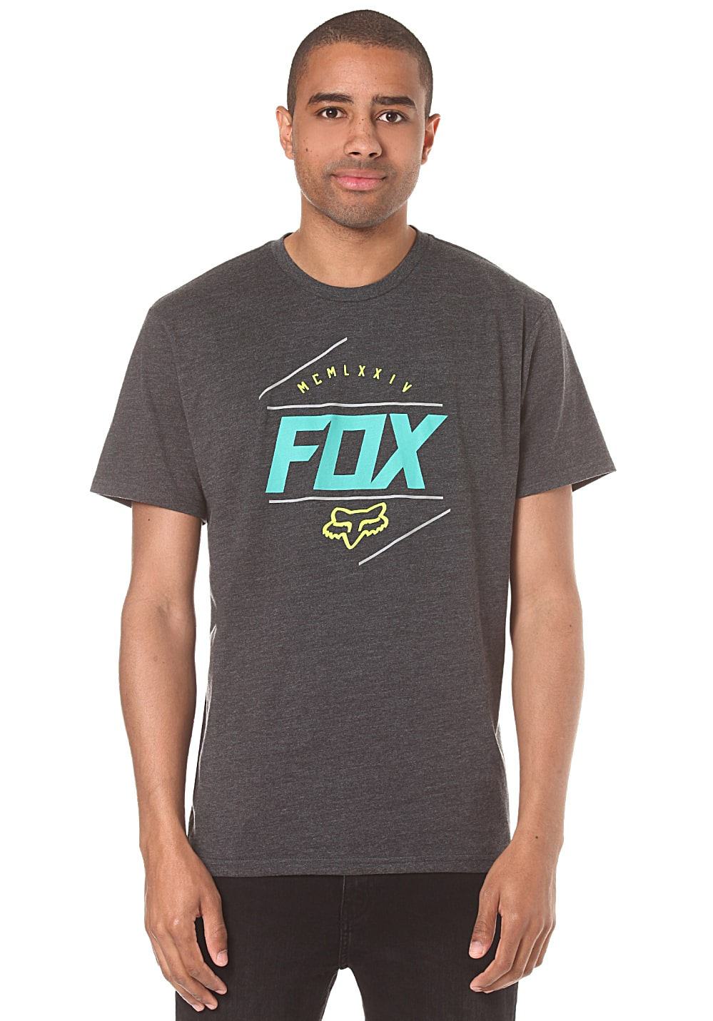 FOX Looped Out - T-Shirt für Herren - Grau - S