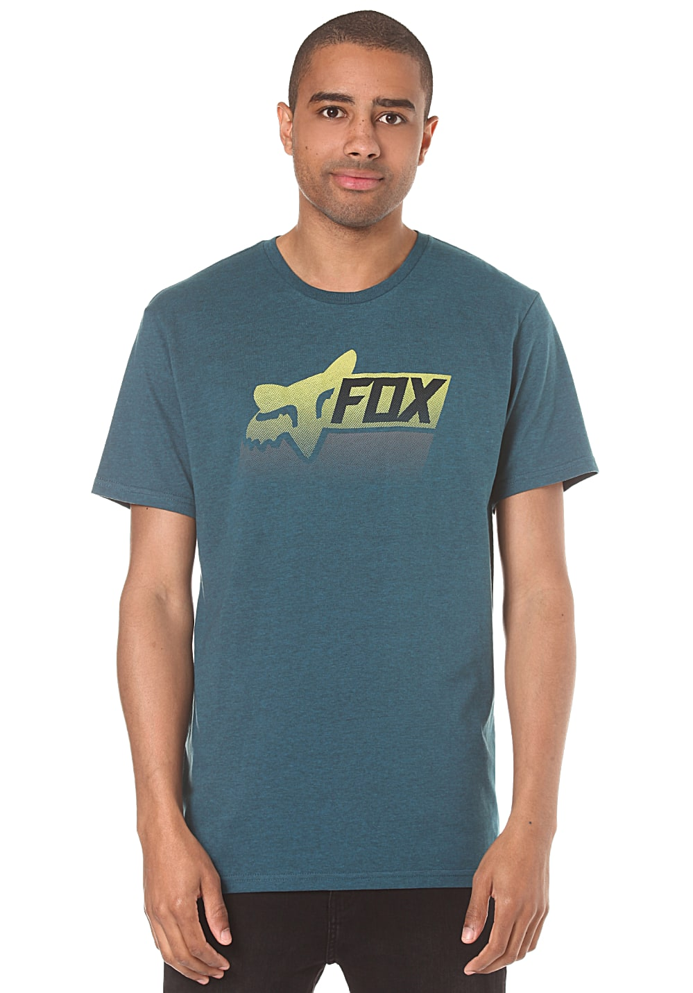 FOX Processed - T-Shirt für Herren - Blau - S