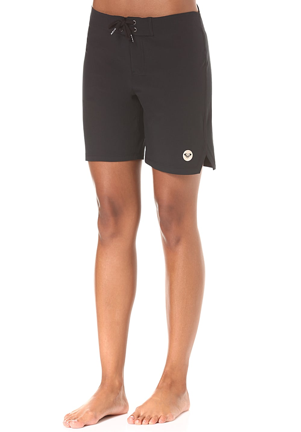 Bademode - Roxy To Tye 7 Boardshorts für Damen Schwarz  - Onlineshop Planet Sports