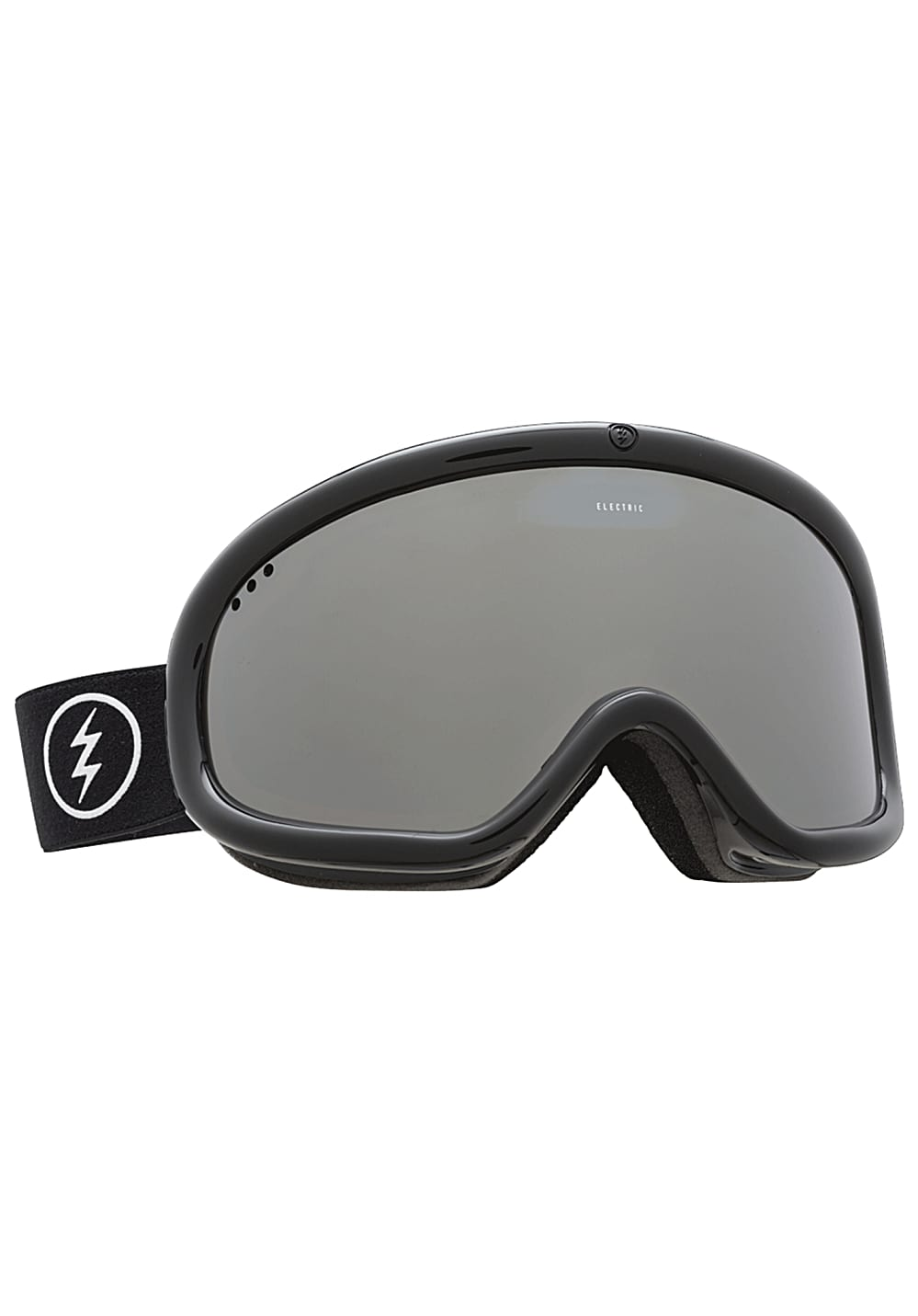 Electric Charger Snowboardbrille - Schwarz