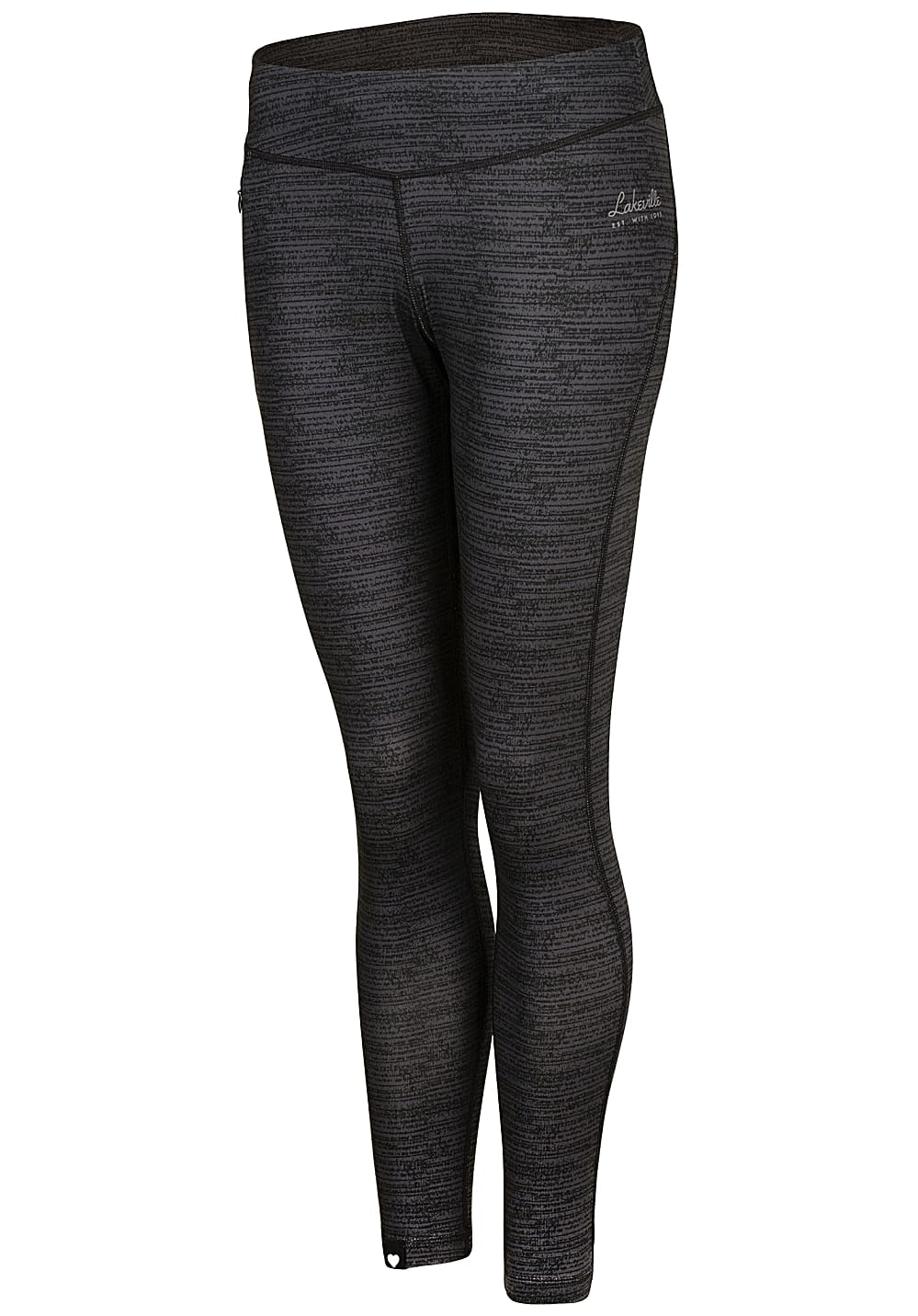 Neupetershain Angebote Lakeville Mountain Athletic AOP - Leggings für Damen Schwarz