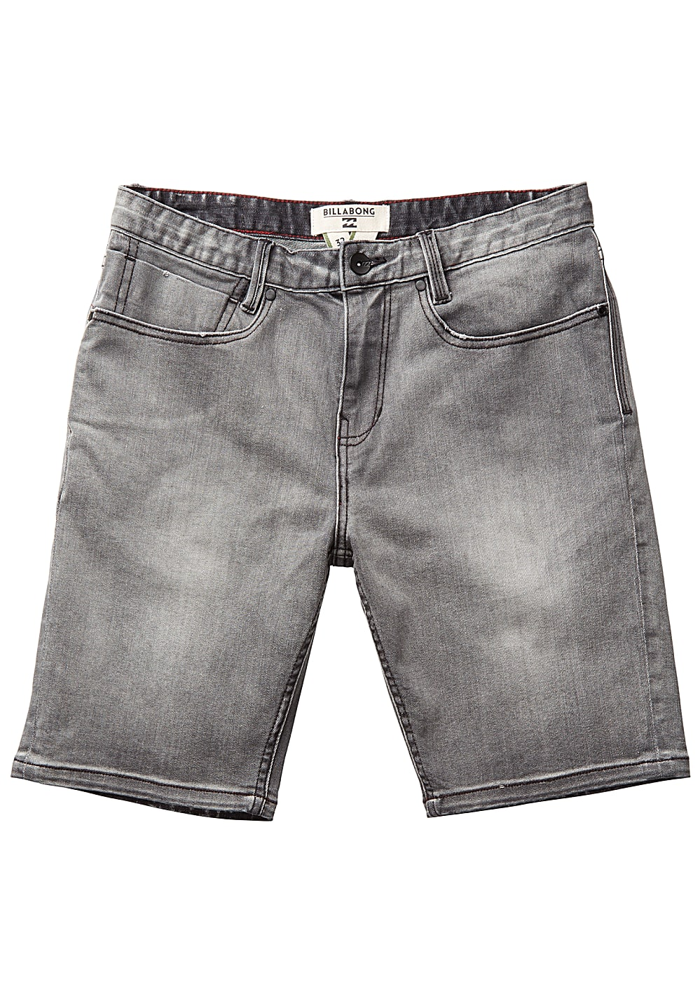 Billabong Outsider 5 Pockets Denim - Shorts für Herren Schwarz