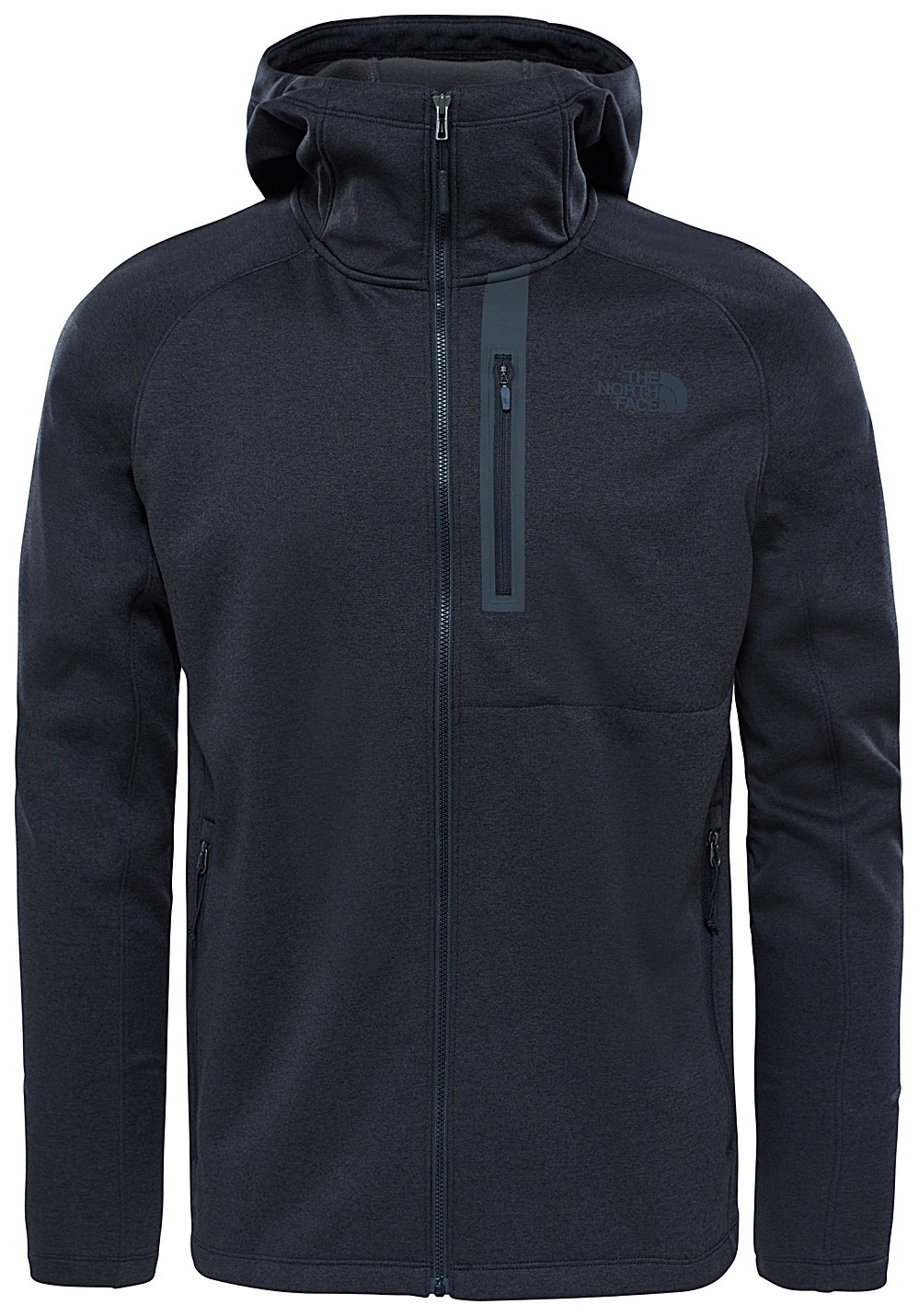 The North Face Canyonlands - Fleecejacke für Herren Schwarz