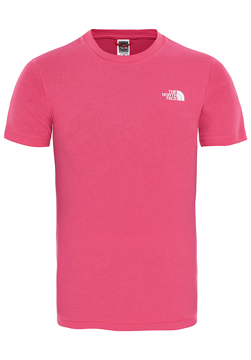 The North Face Simple Dome T-Shirt - Pink