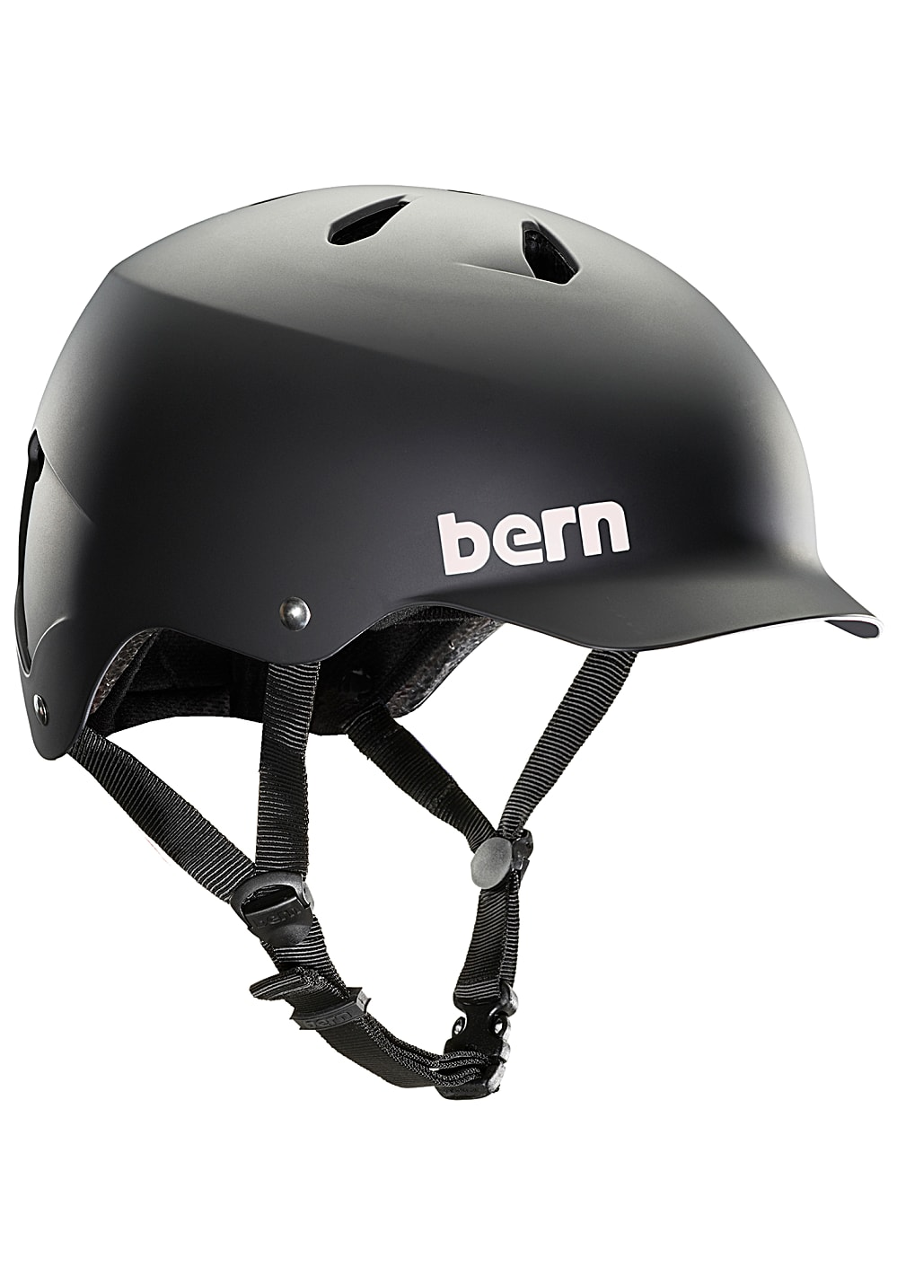 Planet Sports | bern Watts Skate Helm – Schwarz