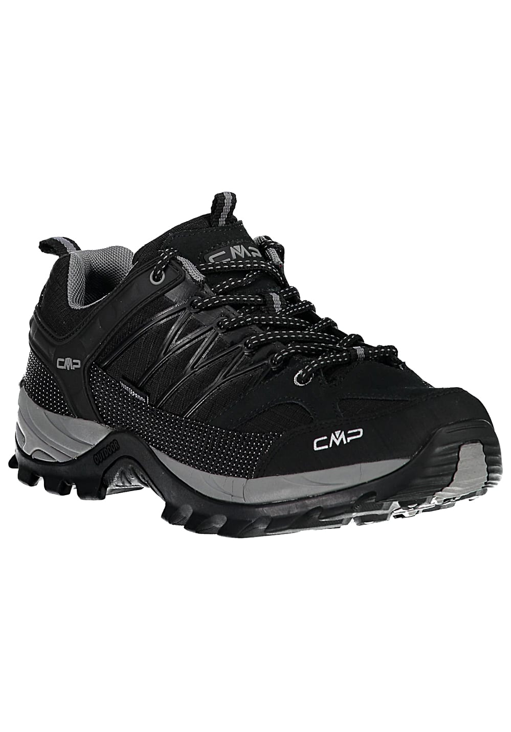 Grau Rigel Low Herren Cmp Planet Sports Wp Trekkingschuhe Für odreCxB