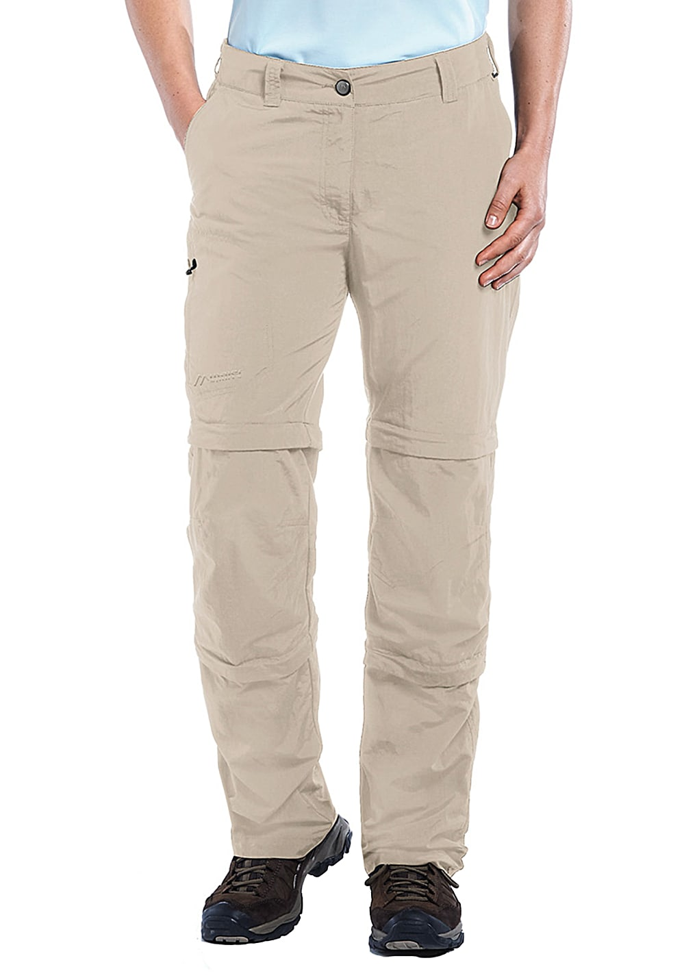 Maier Sports Yesa - Outdoorhose für Damen - Beige