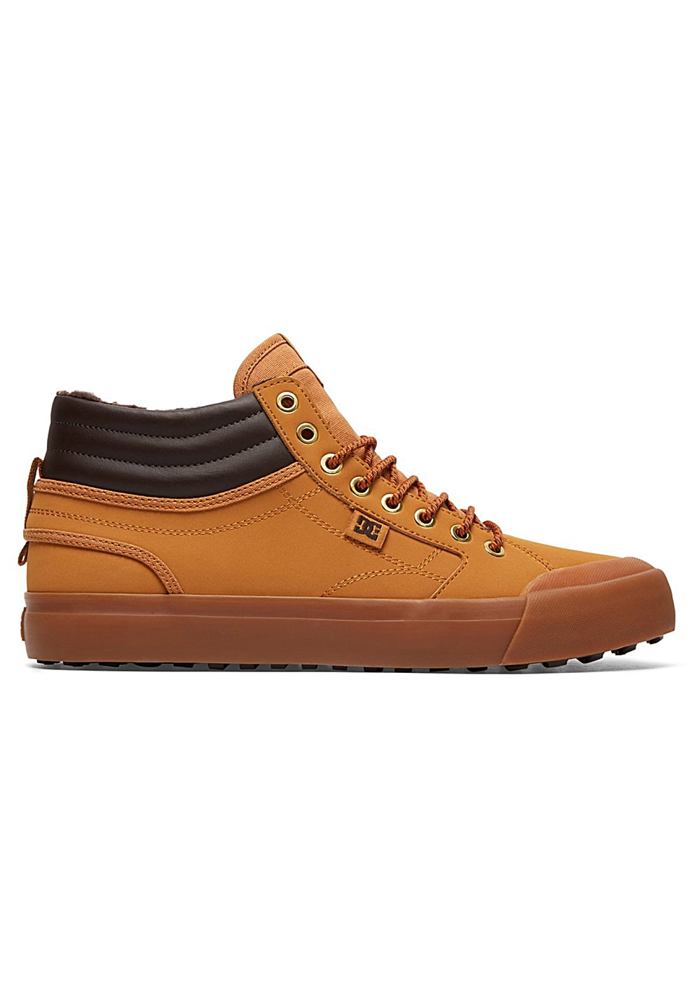 DC Evan High Winter Sneaker für Herren Braun