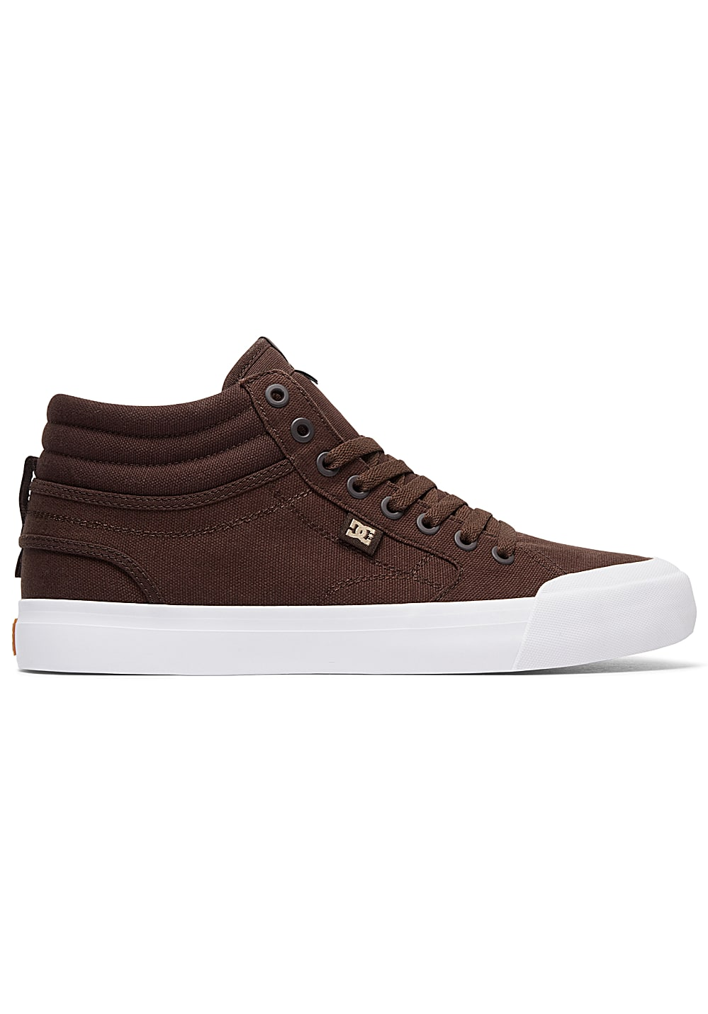DC Evan Smith High TX Sneaker für Herren Braun