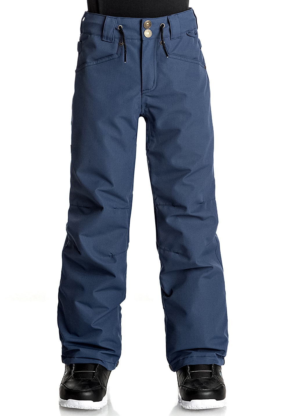 Boysregenwinter - DC Relay Snowboardhose für Jungs Blau - Onlineshop Planet Sports