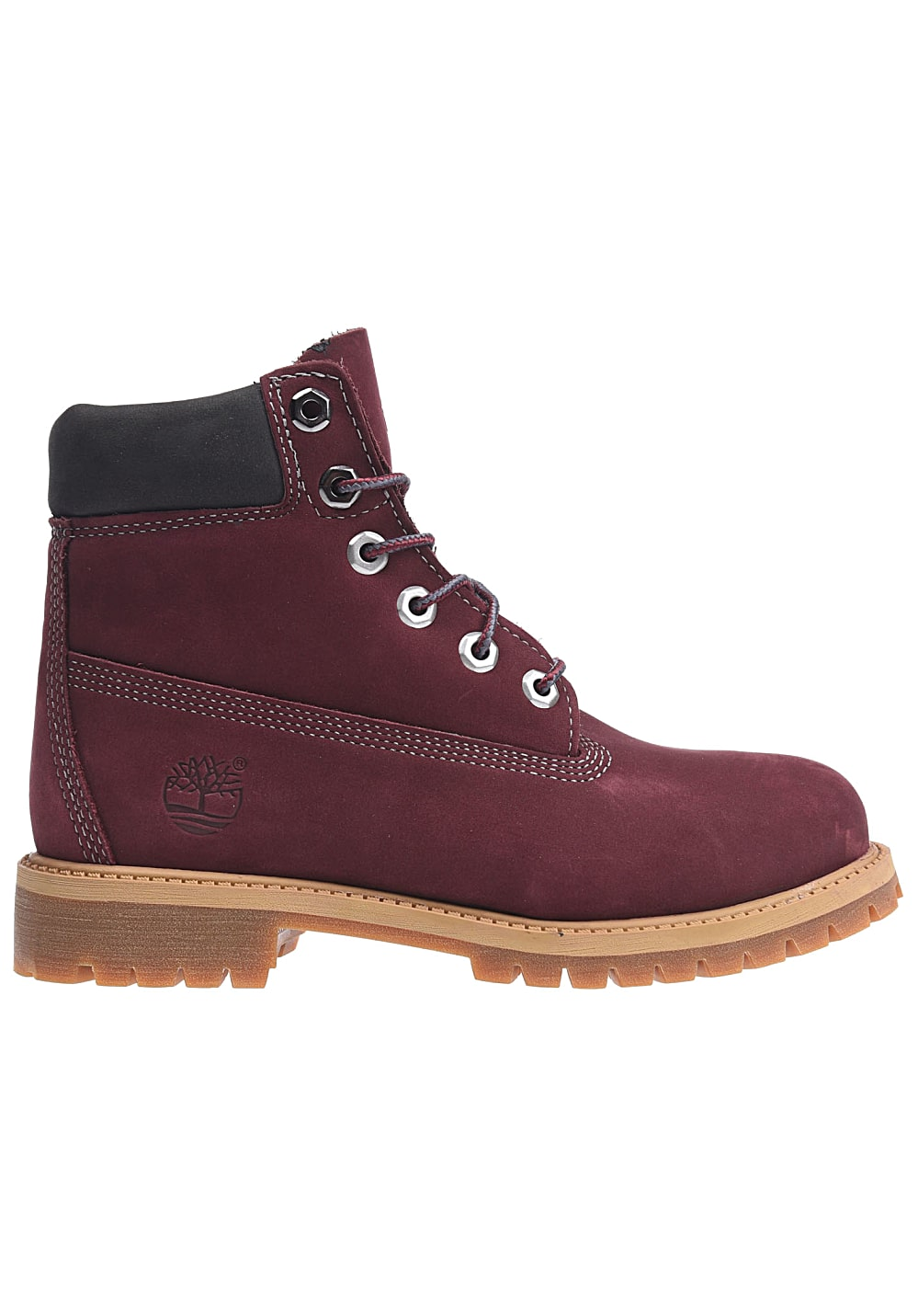 Timberland 6 inch Premium Stiefel Rot