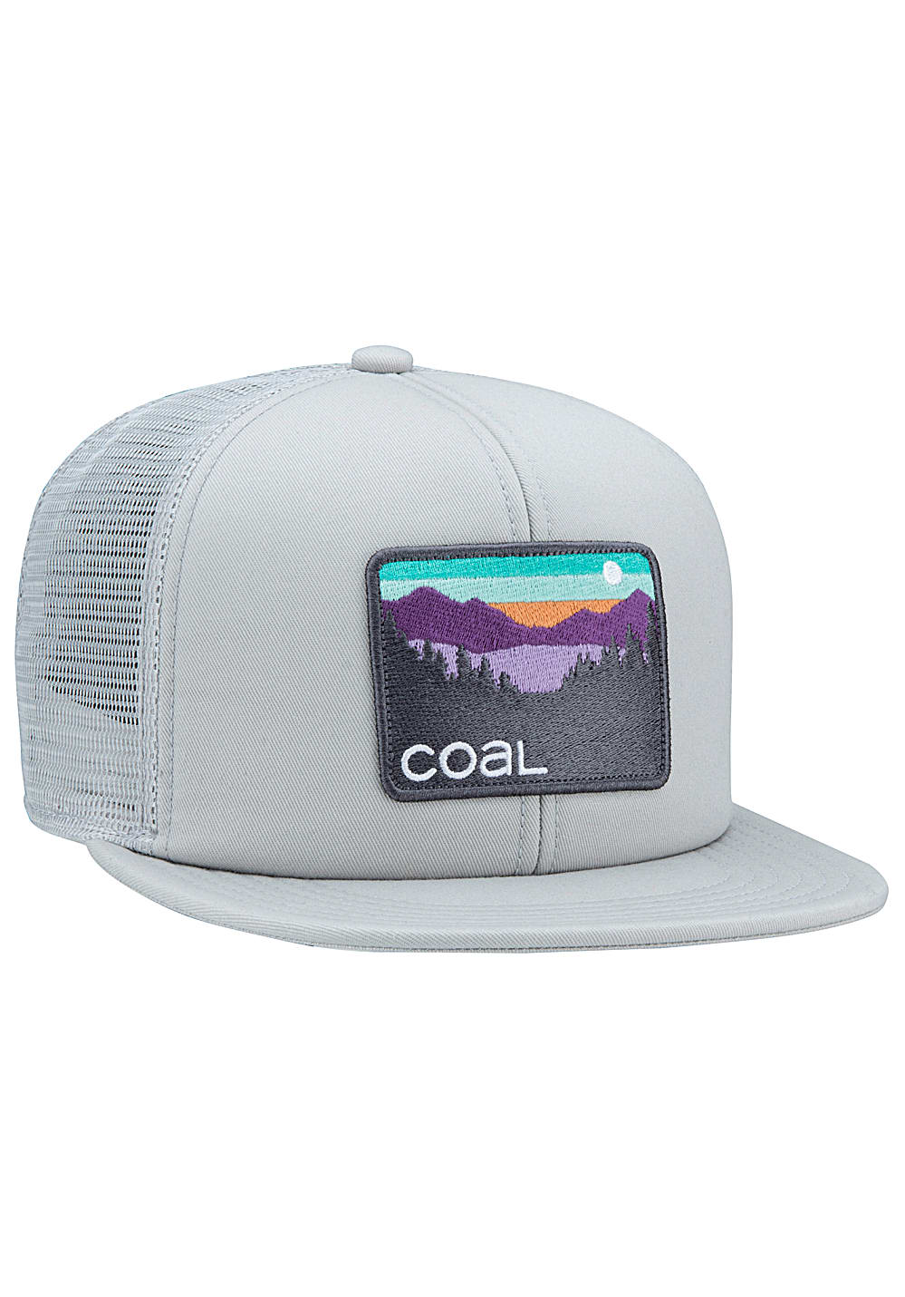 00b403fa4b94d Coal The Hauler Trucker Cap - Grau