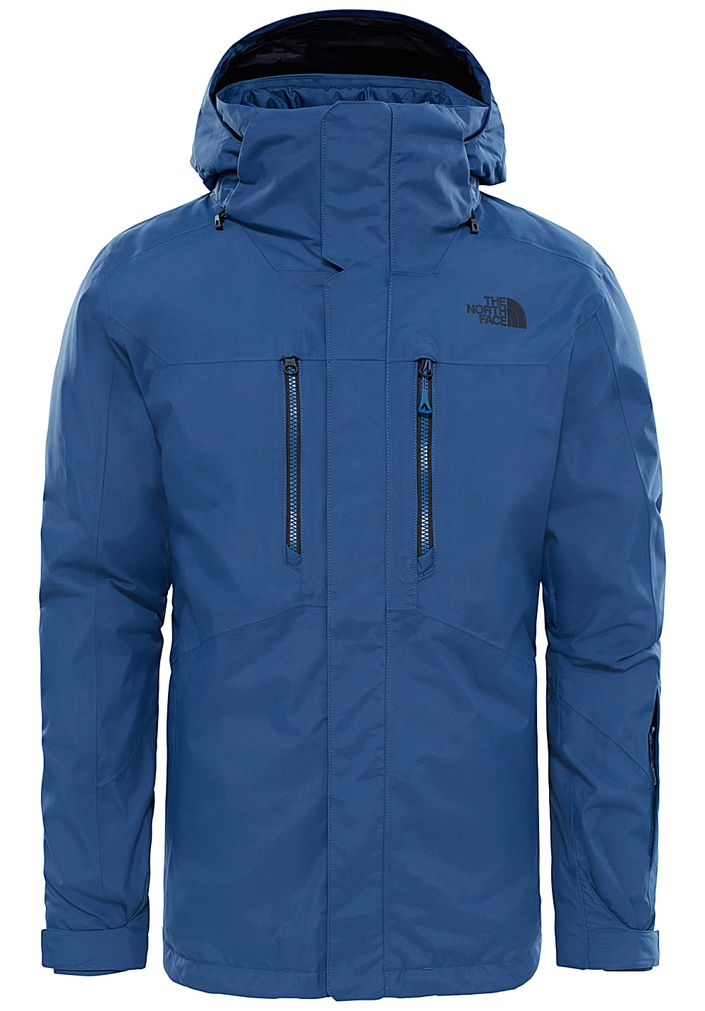 The North Face Clement Triclimate - Outdoorjacke für Herren Blau