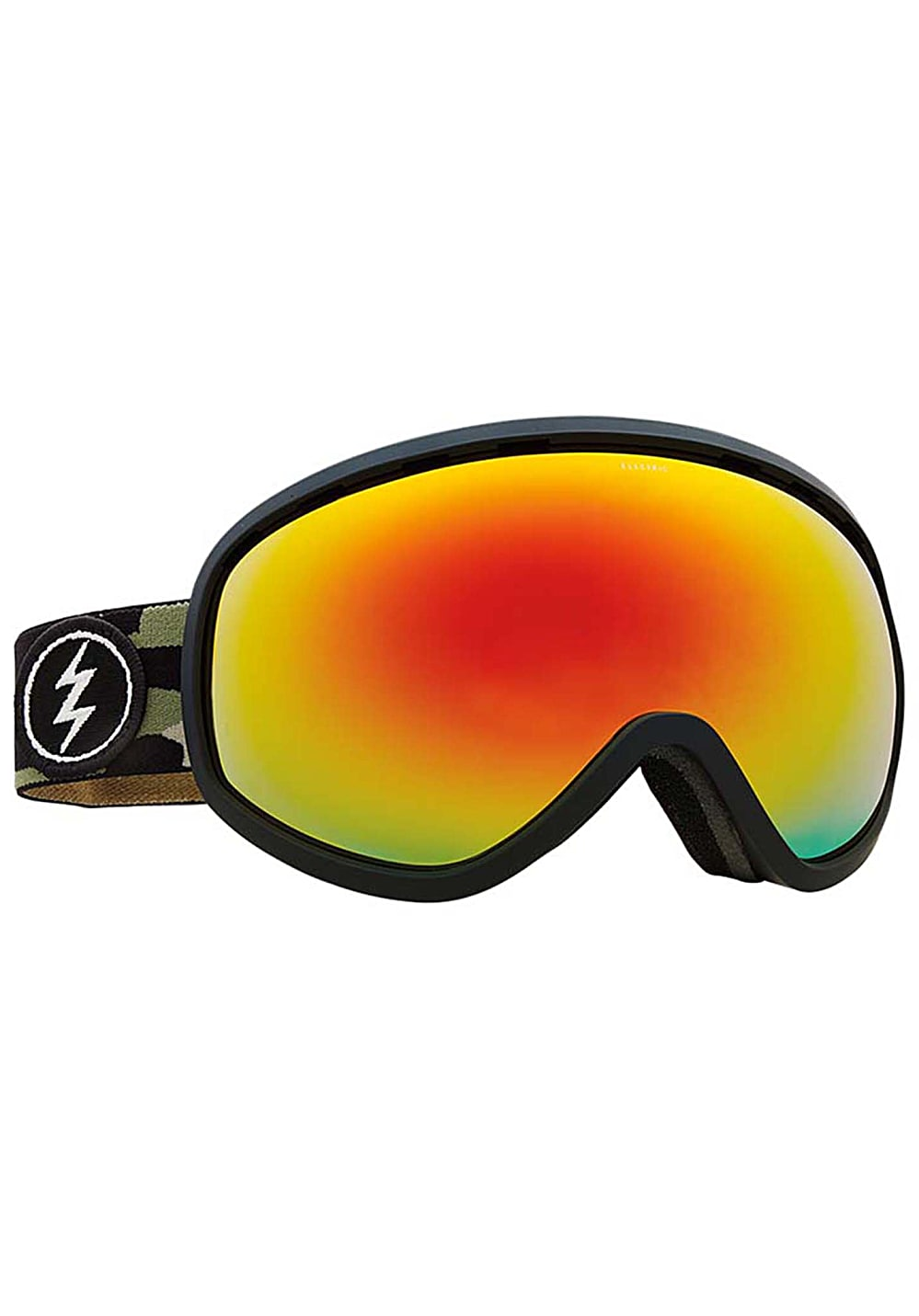 Electric Masher Snowboardbrille - Camouflage