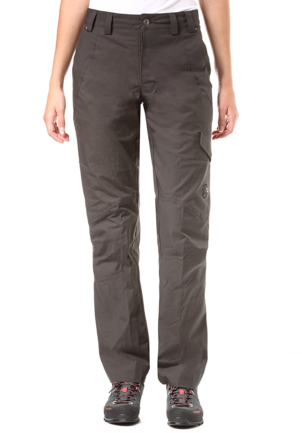 Mammut Trovat Advanced - Outdoorhose für Damen - Grau