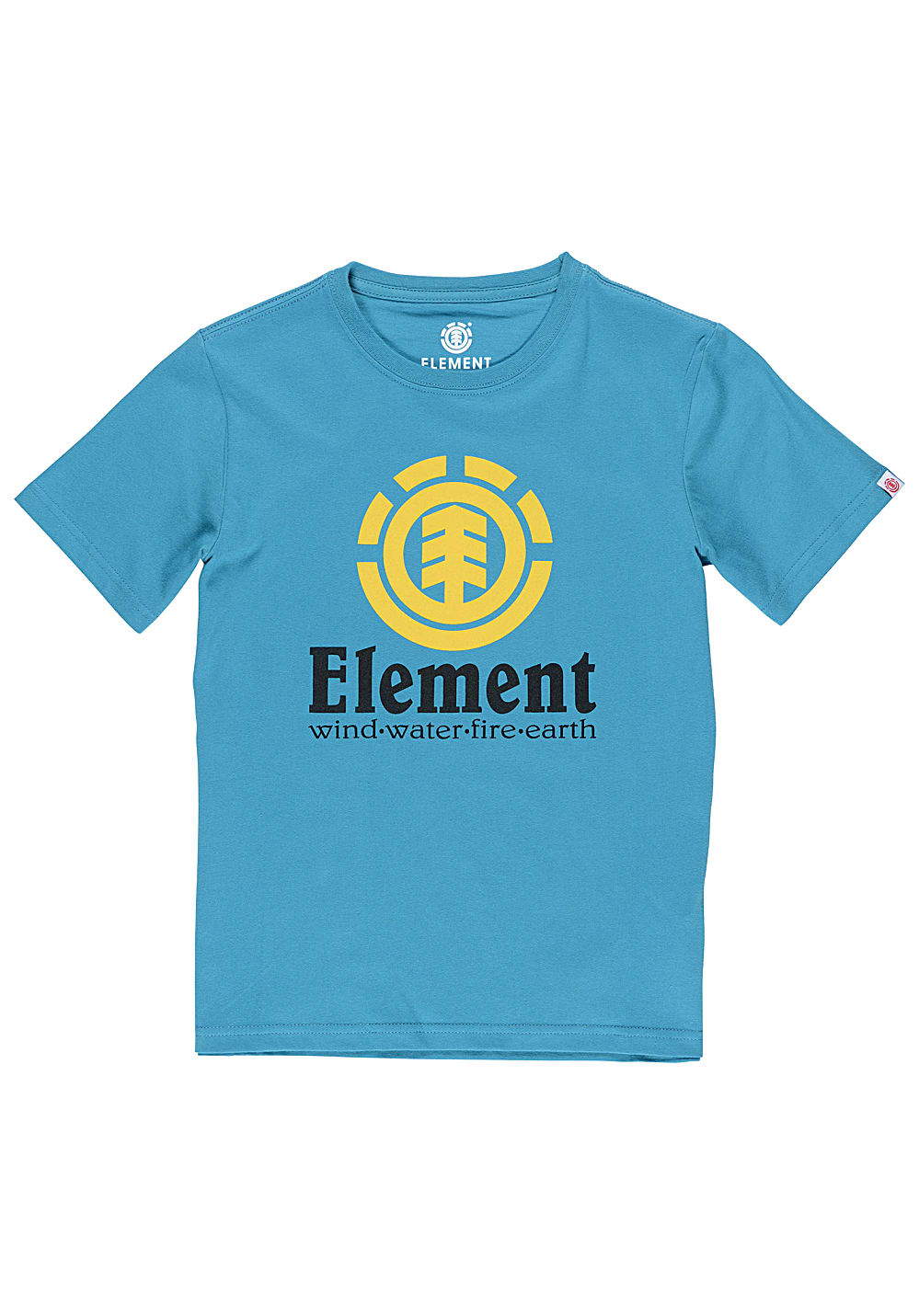 Element Vertical - T-Shirt für Jungs - Blau