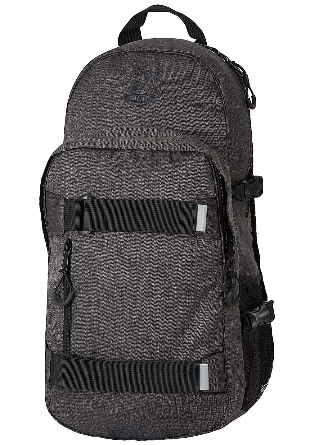 Lakeville Mountain Kemi Laptoprucksack Grau