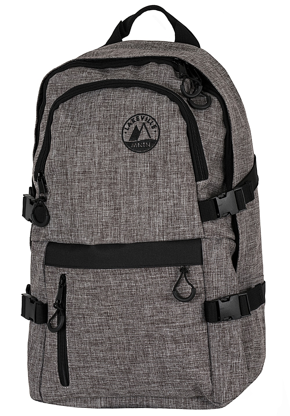Lakeville Mountain Bakili Laptoprucksack Grau