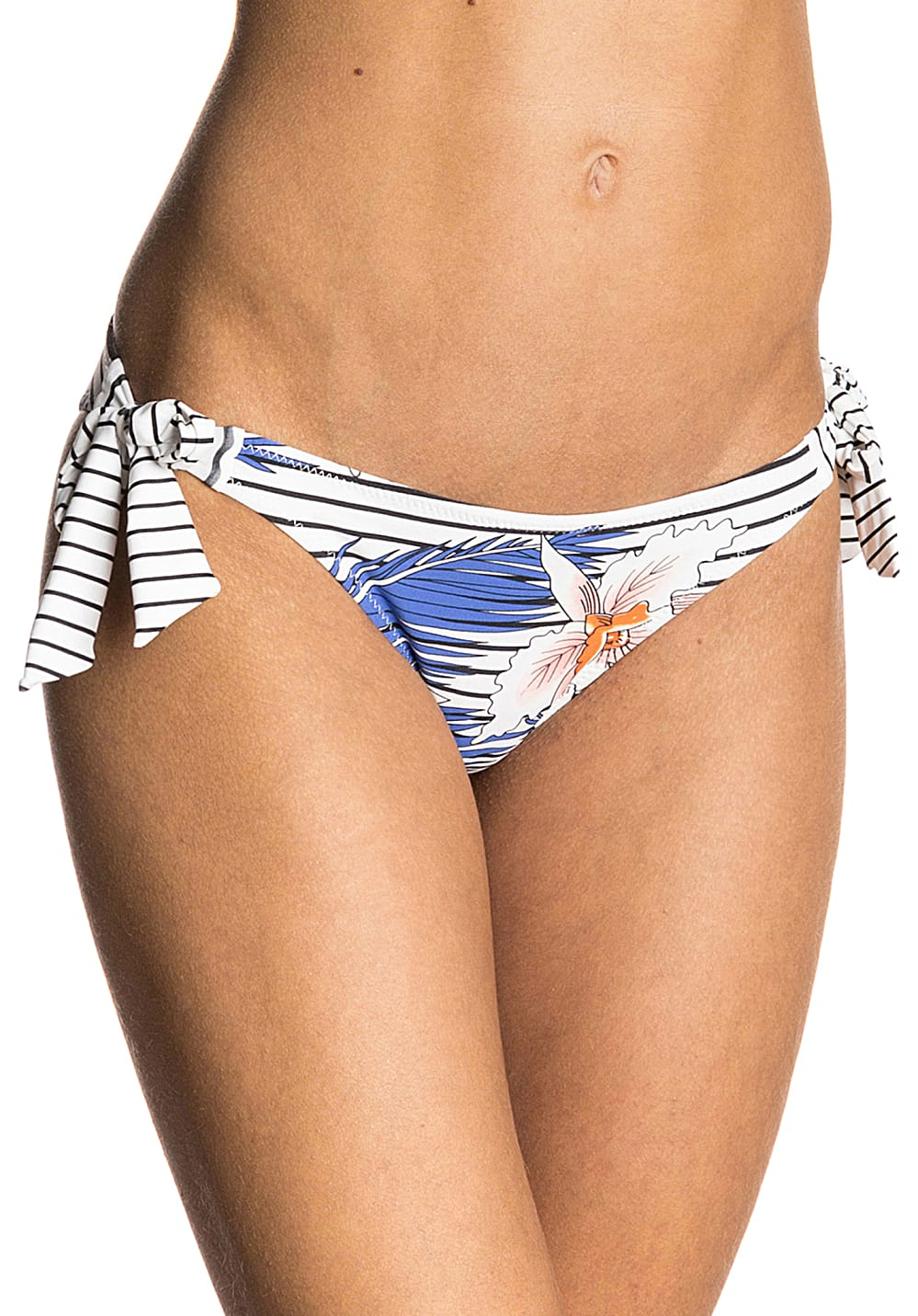 Bademode - Rip Curl Hot Shot Cheeky Revo Bikini Hose für Damen Weiß  - Onlineshop Planet Sports