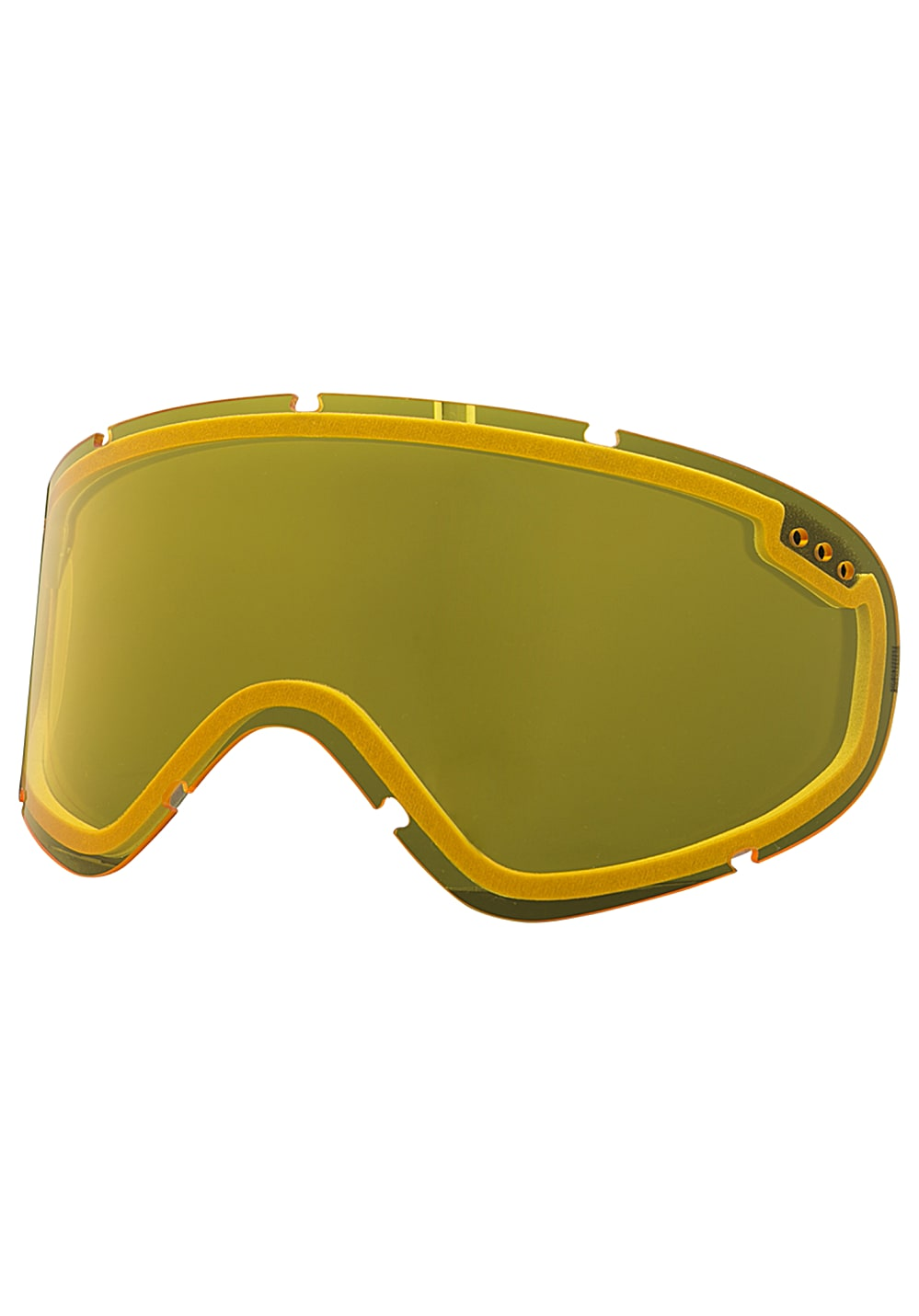 Electric Charger Lens Brille - Gelb
