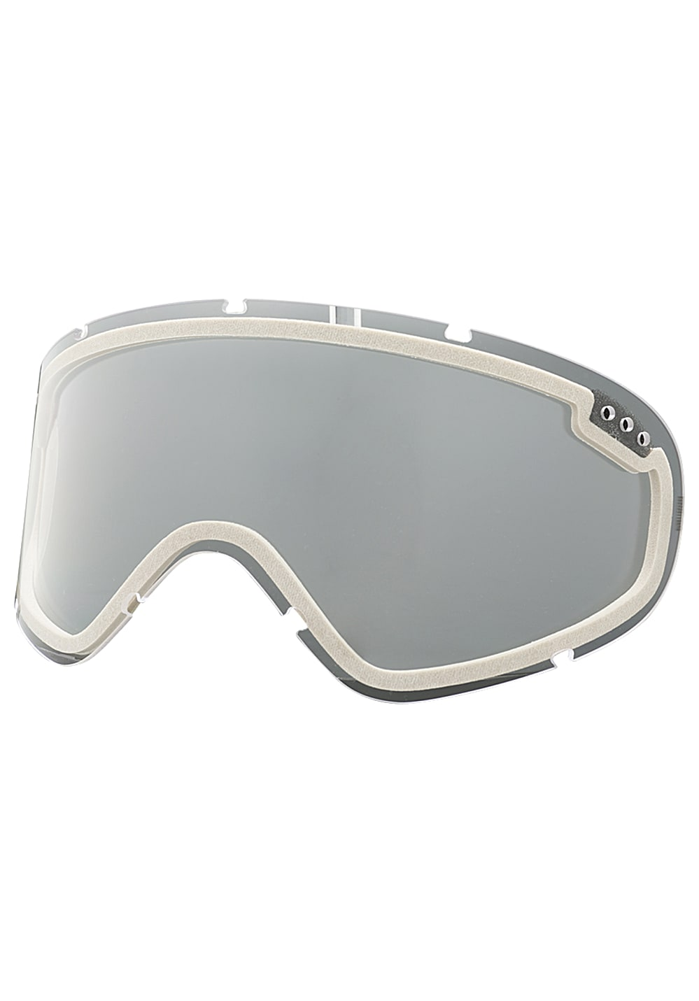 Electric Charger Lens Brille - Weiß