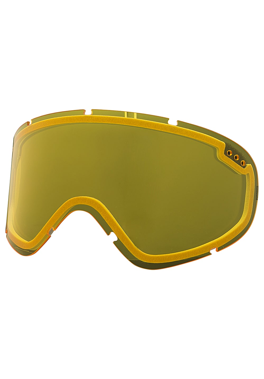 Electric Charger XL Lens Brille - Gelb