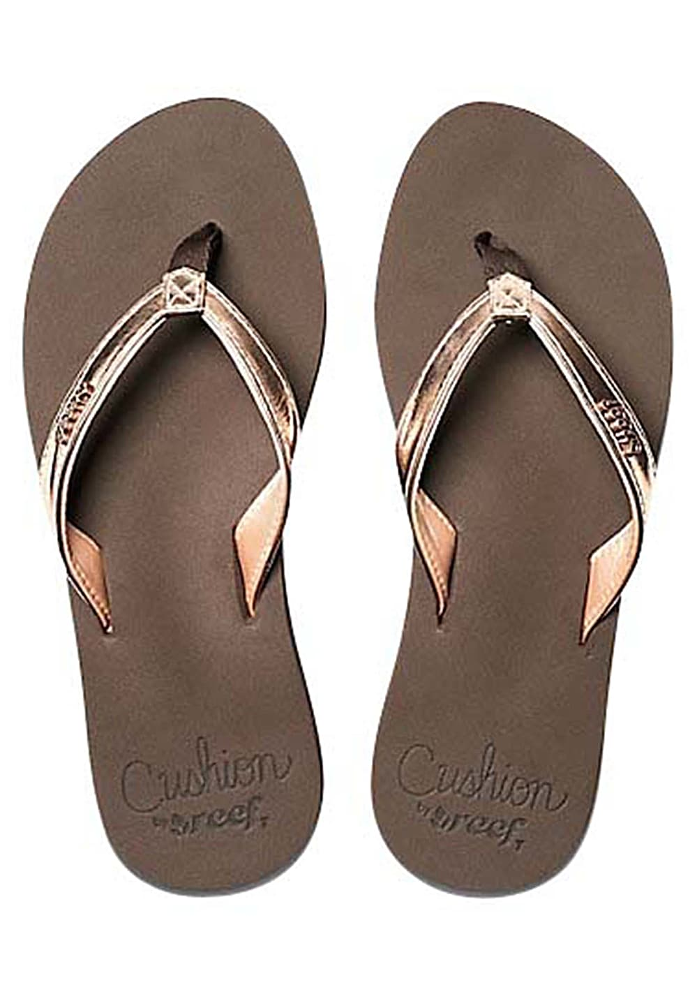 Reef Cushion Luna - Sandalen für Damen Pink