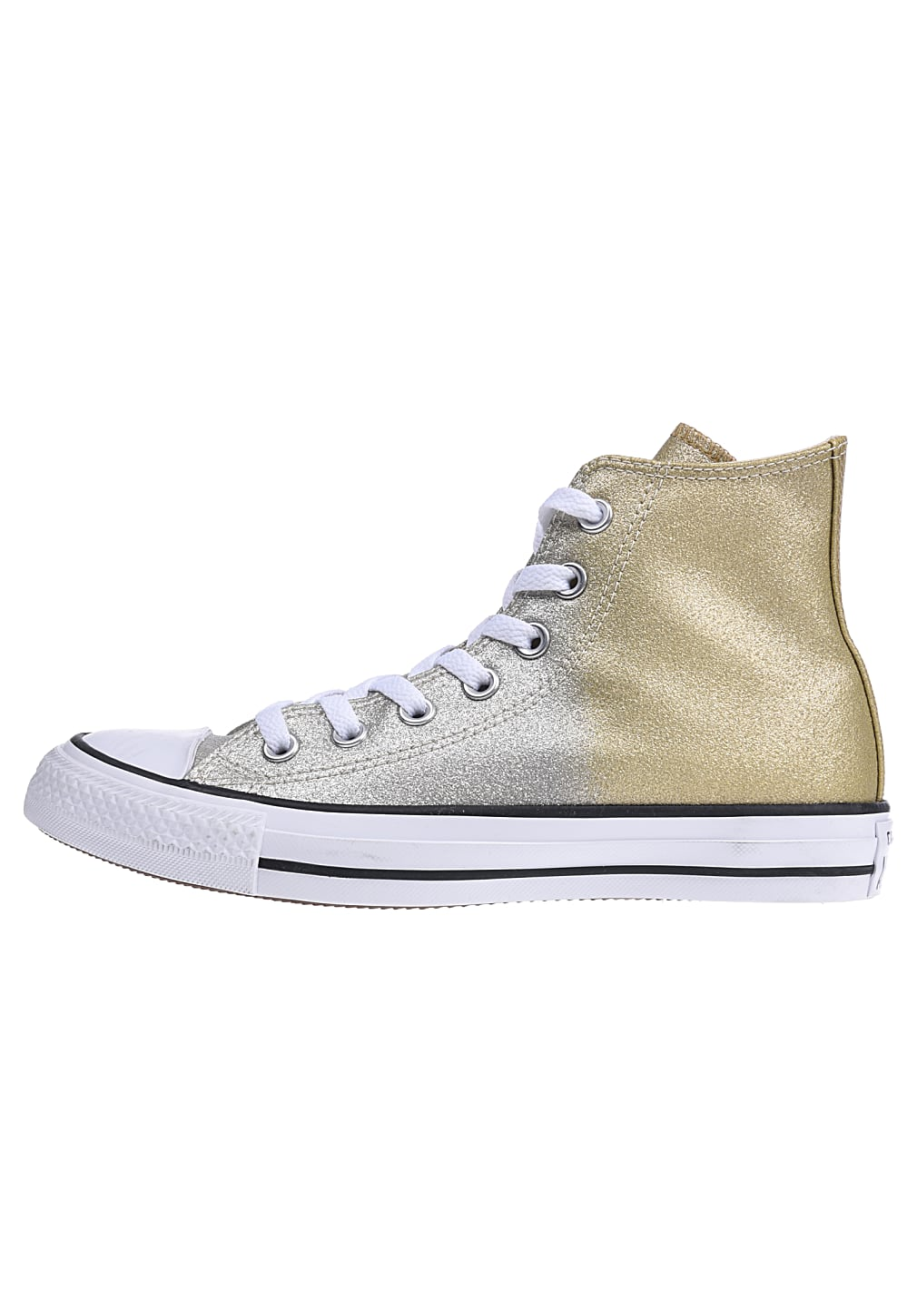 Converse Chuck Taylor All Star Hi Sneaker Gold