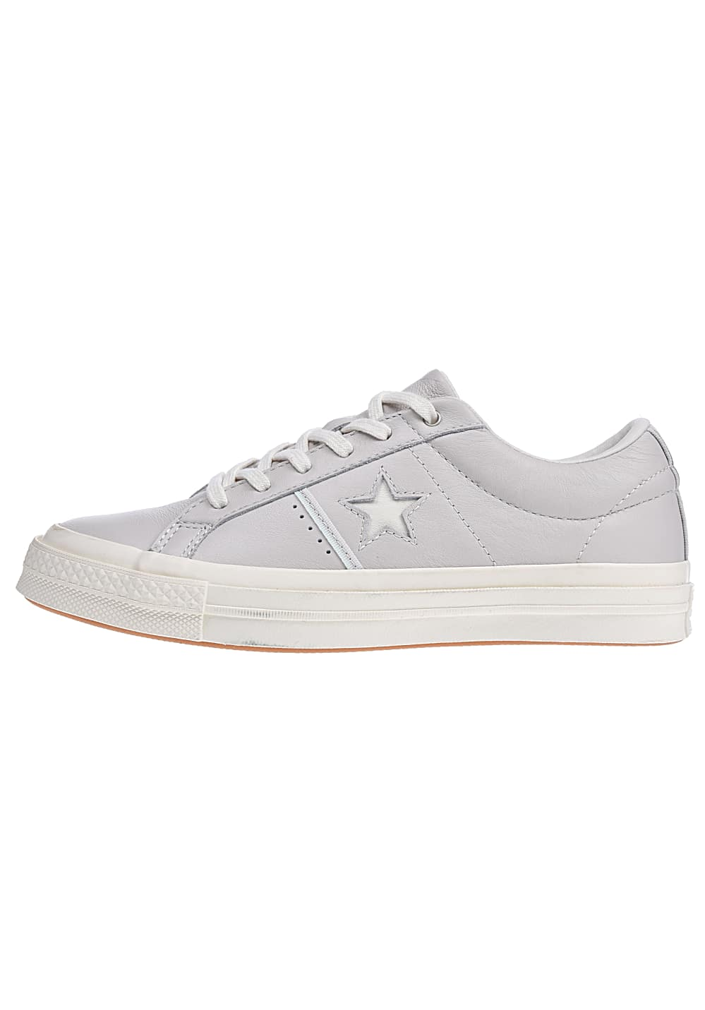 Converse One Star OX Sneaker Grau