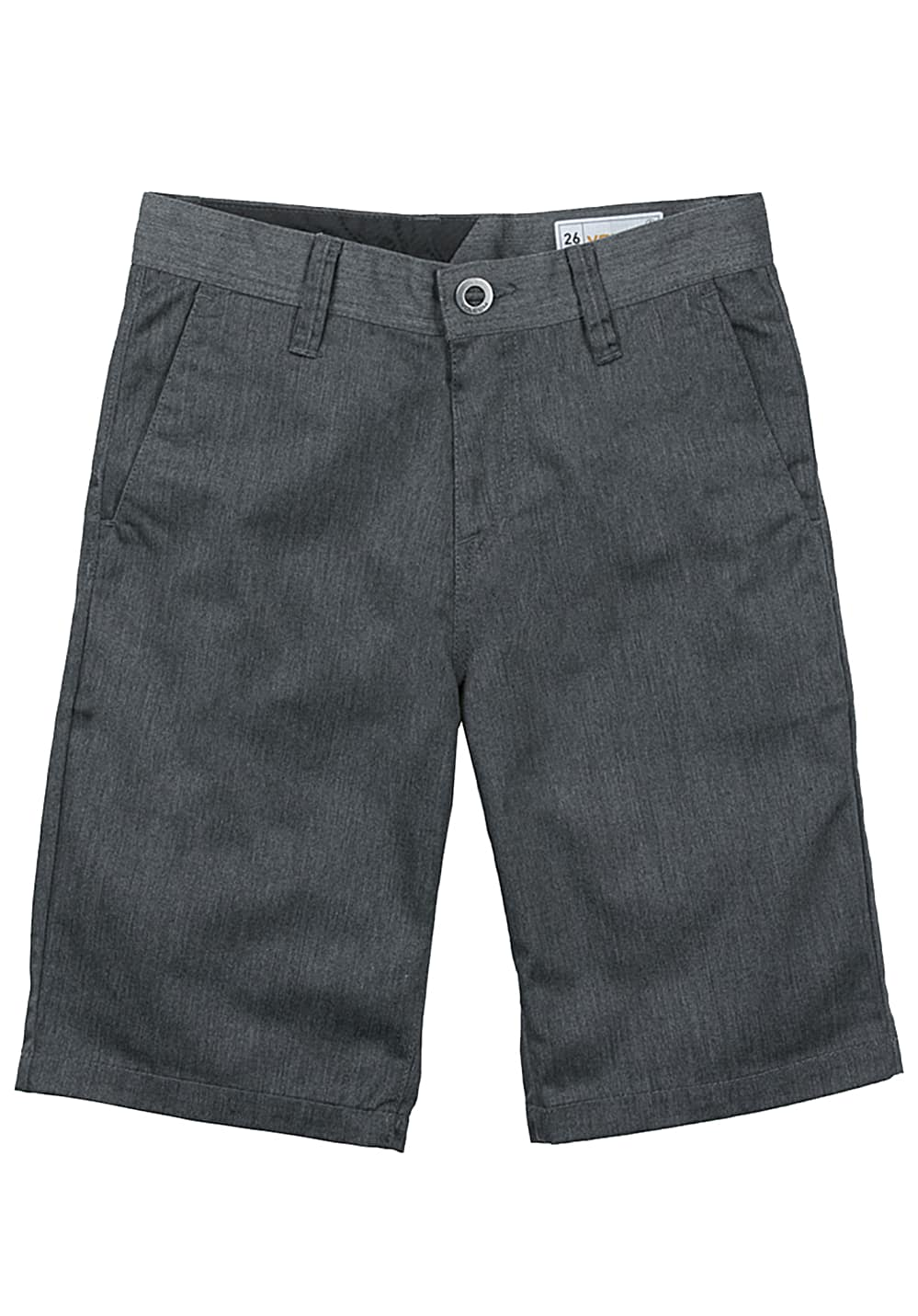 Boyshosen - Volcom Frickin Chino Shorts Grau - Onlineshop Planet Sports