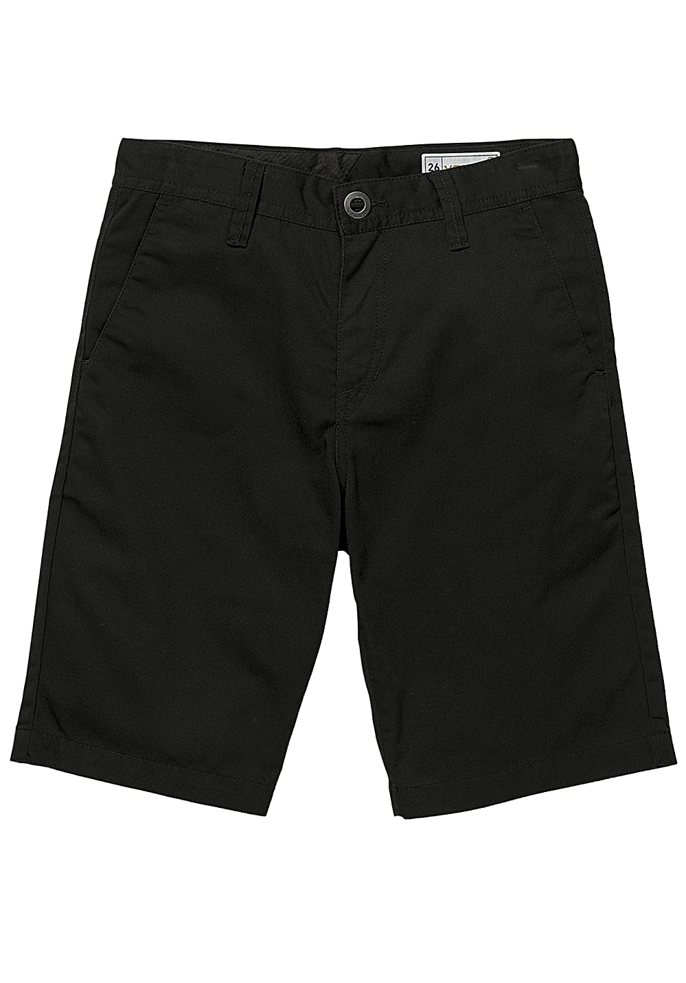 Boyshosen - Volcom Frickin Chino Shorts Schwarz - Onlineshop Planet Sports