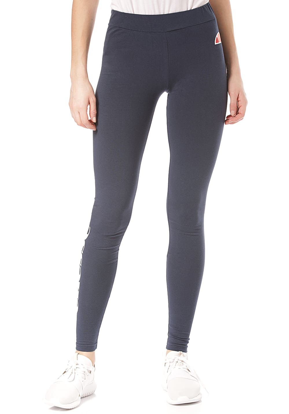 Hosen für Frauen - ELLESSE Solos 2 Leggings für Damen Blau  - Onlineshop Planet Sports