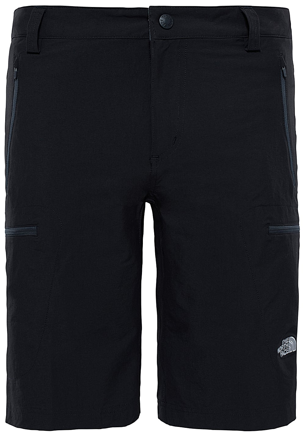 The North Face Exploration - Shorts für Herren Schwarz