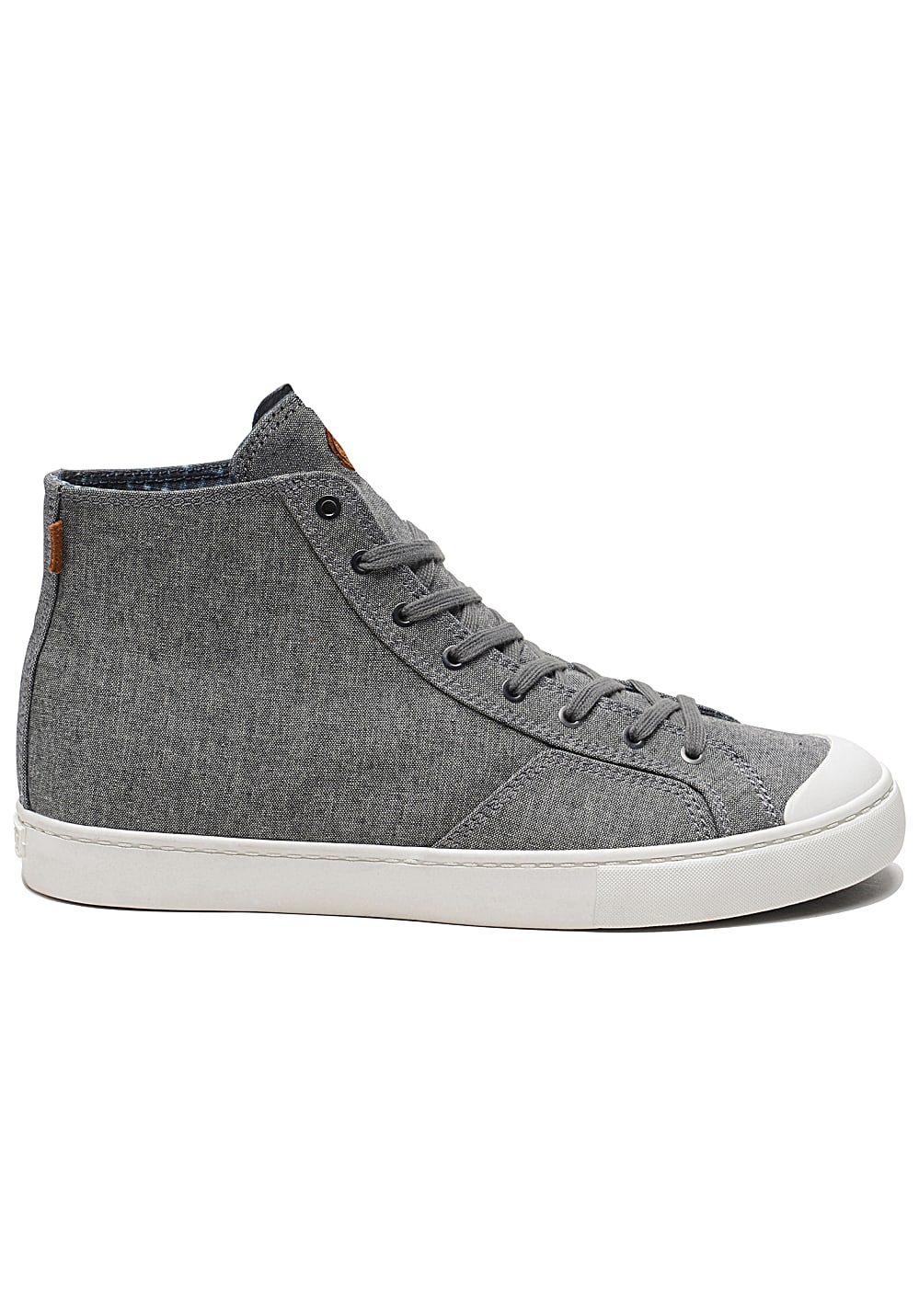 Element Spike Mid Canvas Sneaker für Herren Grau