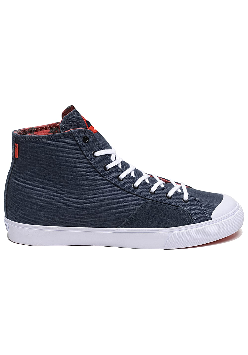 Element Spike Mid Canvas Sneaker für Herren Blau