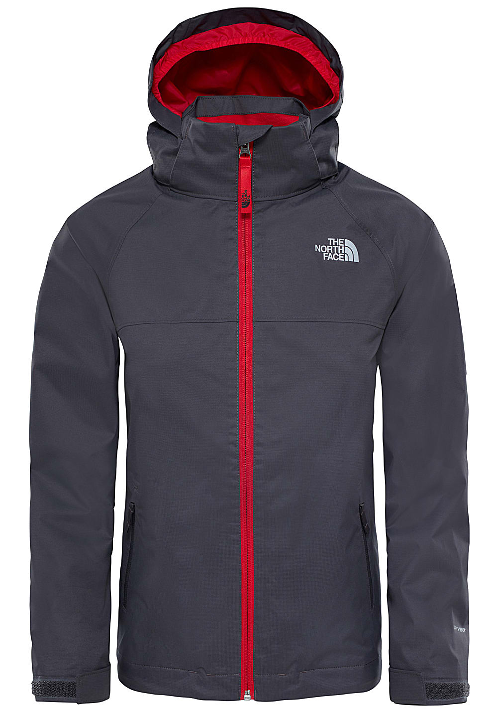 THE NORTH FACE Stormy Day - Outdoorjacke für Jungs Grau