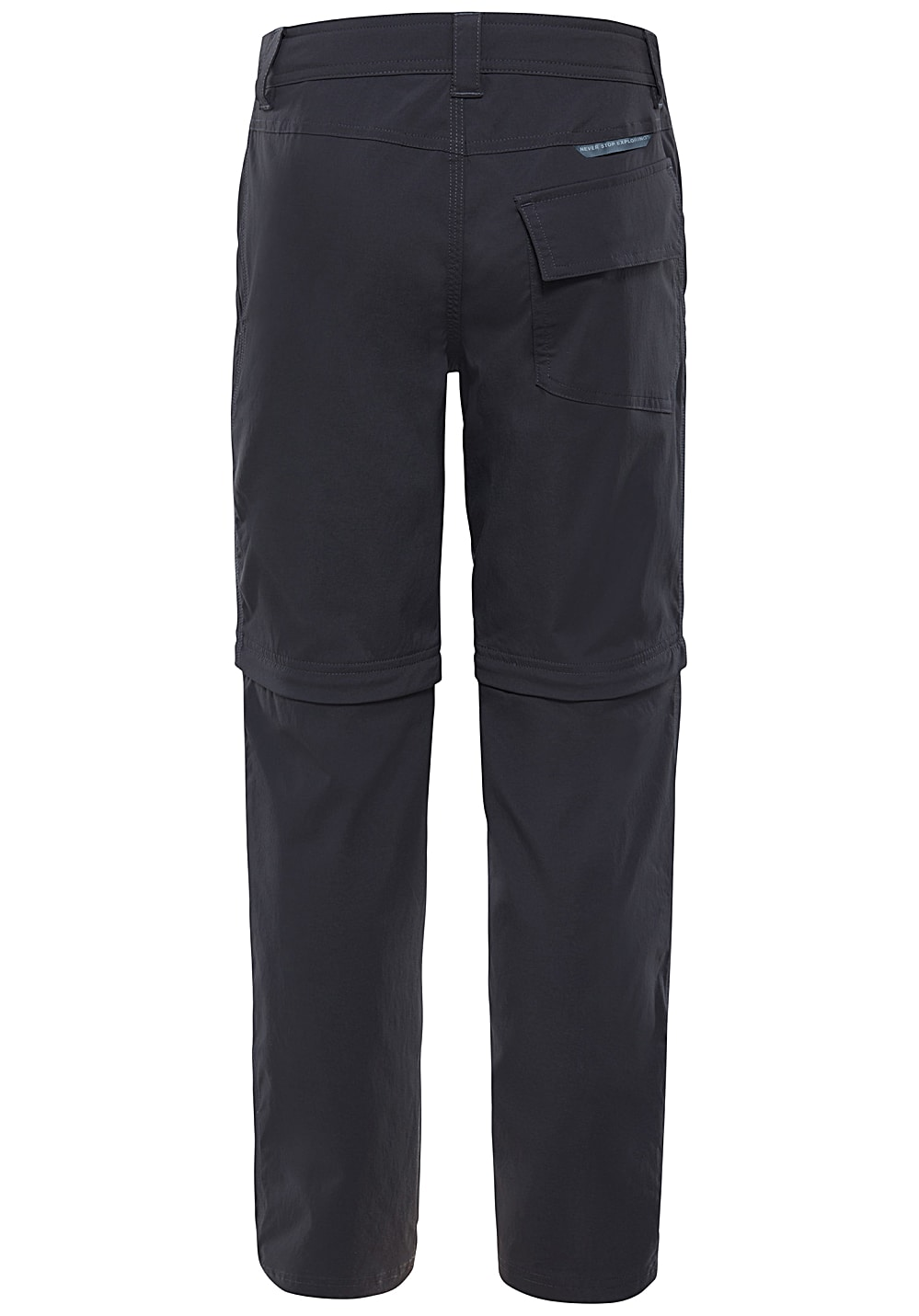 THE NORTH FACE Convertible Hike - Outdoorhose für Jungs Grau