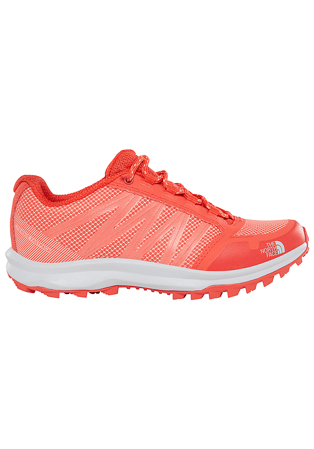 The North Face Litewave Fastpack Trekkingschuhe für Damen Orange