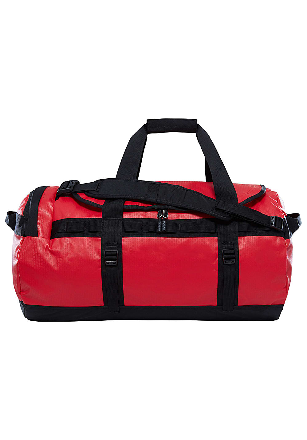 THE NORTH FACE Base Camp Duffel M Tasche - Rot