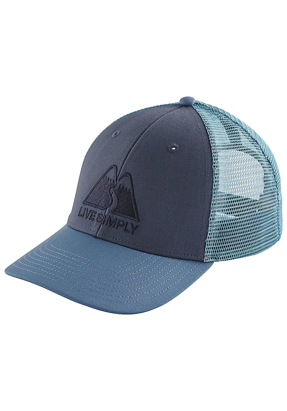 Patagonia Live Simply Winding LoPro Trucker Cap...