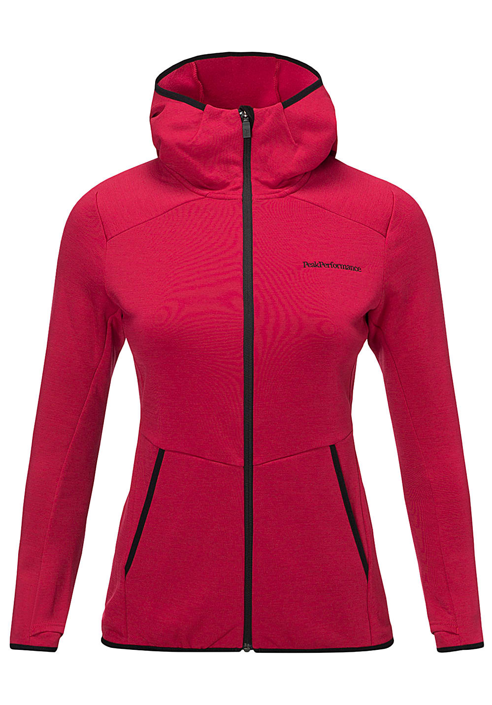 Peak Performance Helo - Fleecejacke für Damen Pink