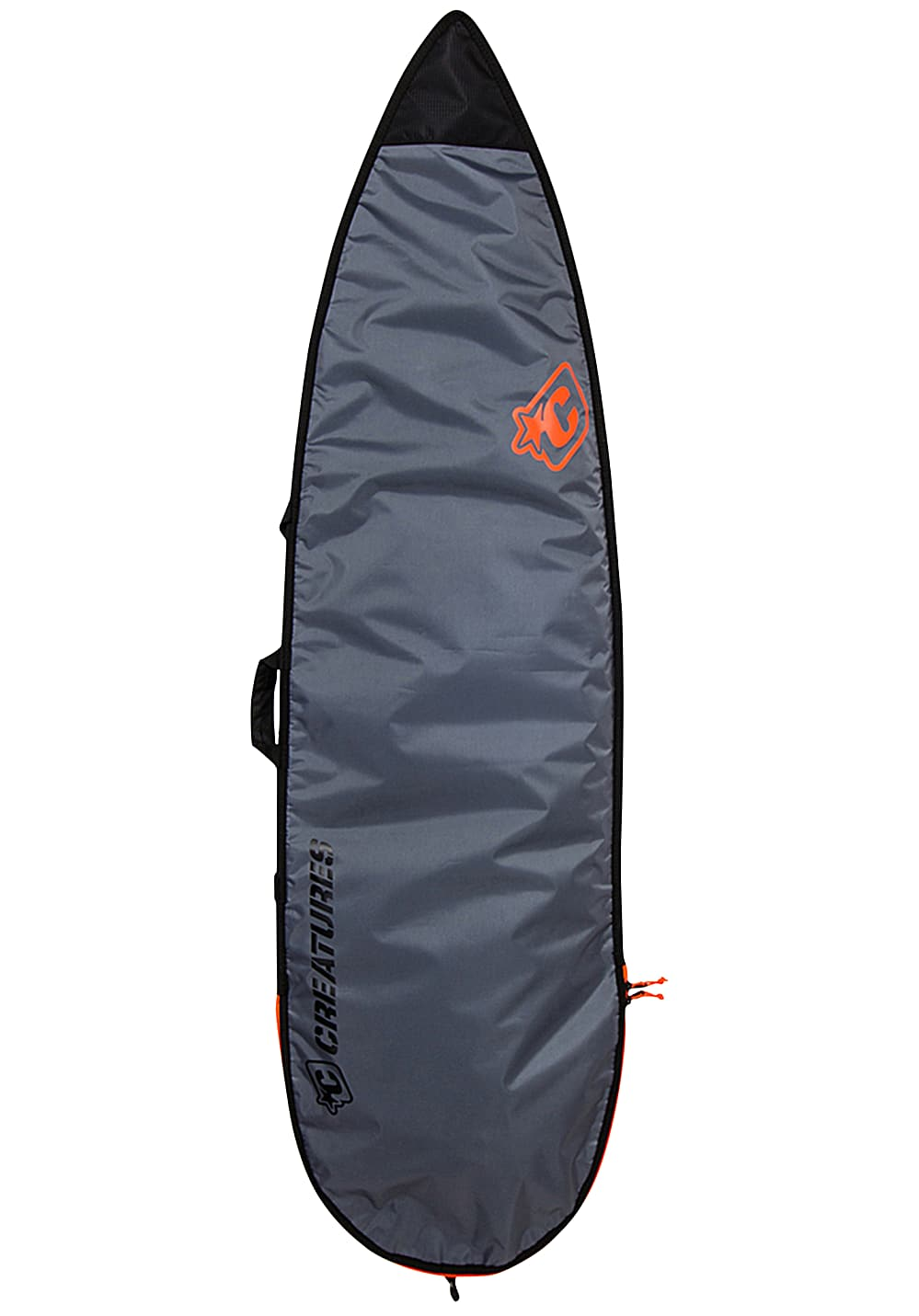 Creatures of Leisure Shortboard Lite Cover 6´0´´ Surfboardtasche - Grau