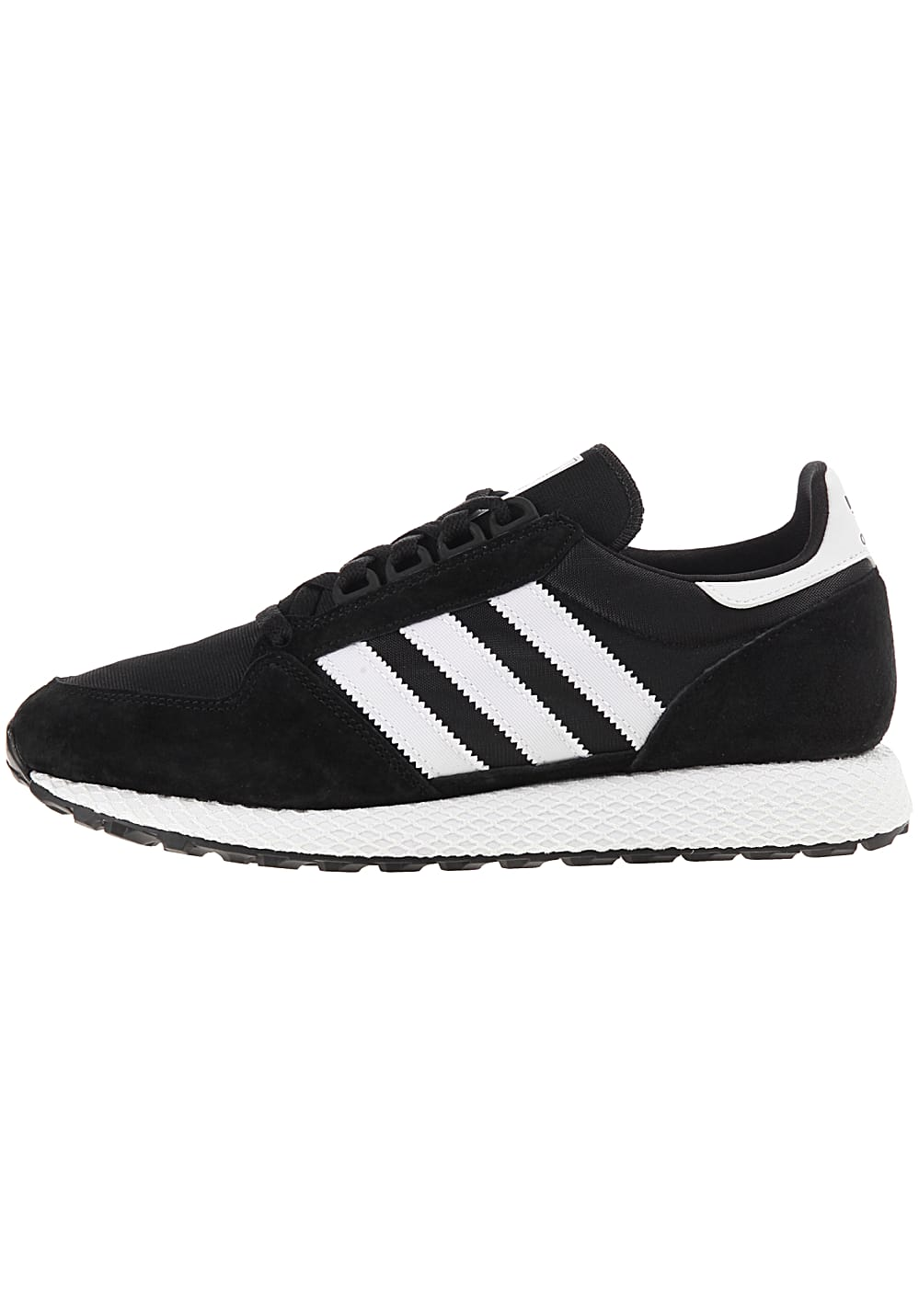 finest selection be419 c3882 adidas Originals Forest Grove Sneaker für Herren Schwarz