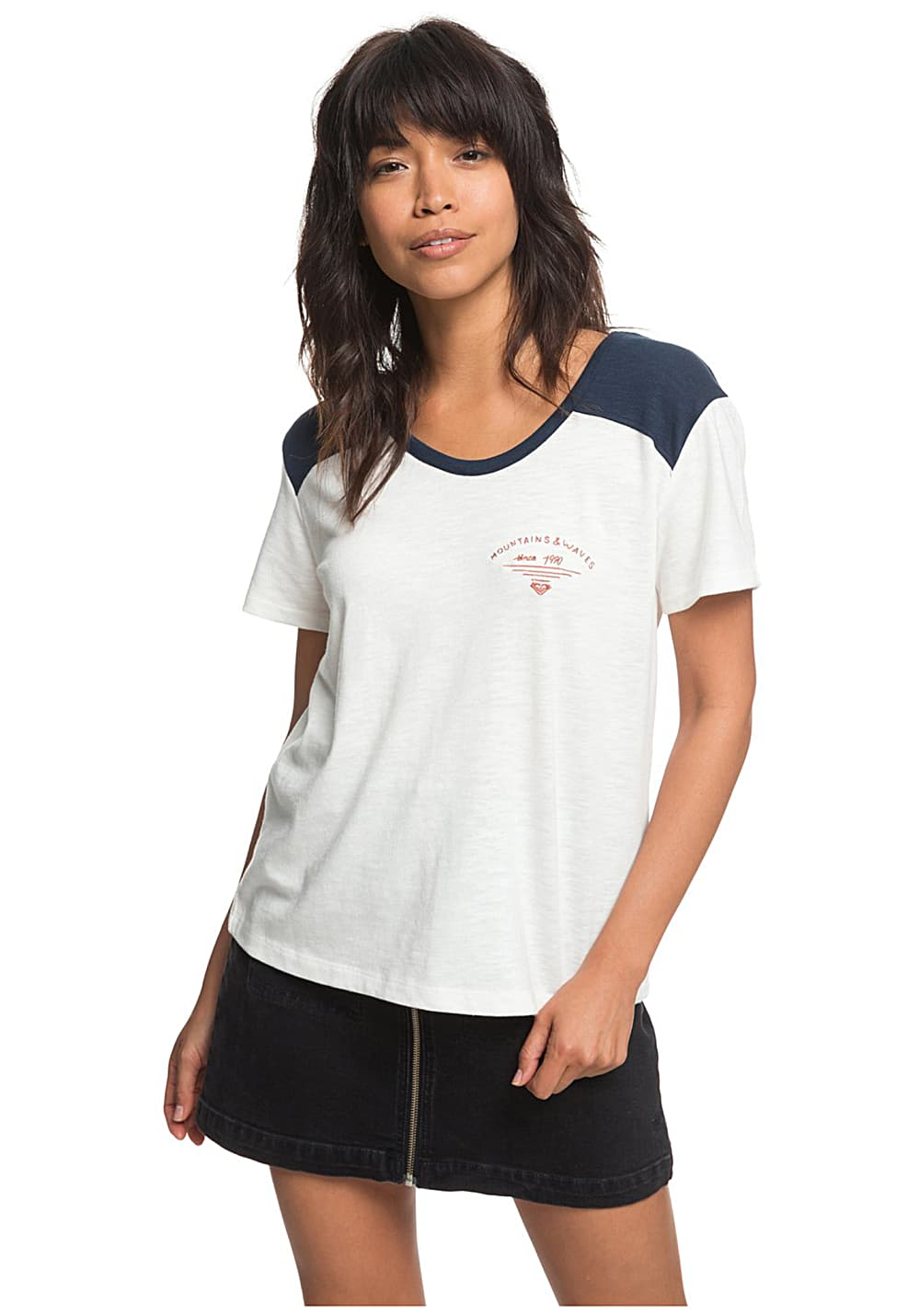 Roxy My Favorite Thing B - T-Shirt für Damen - ...