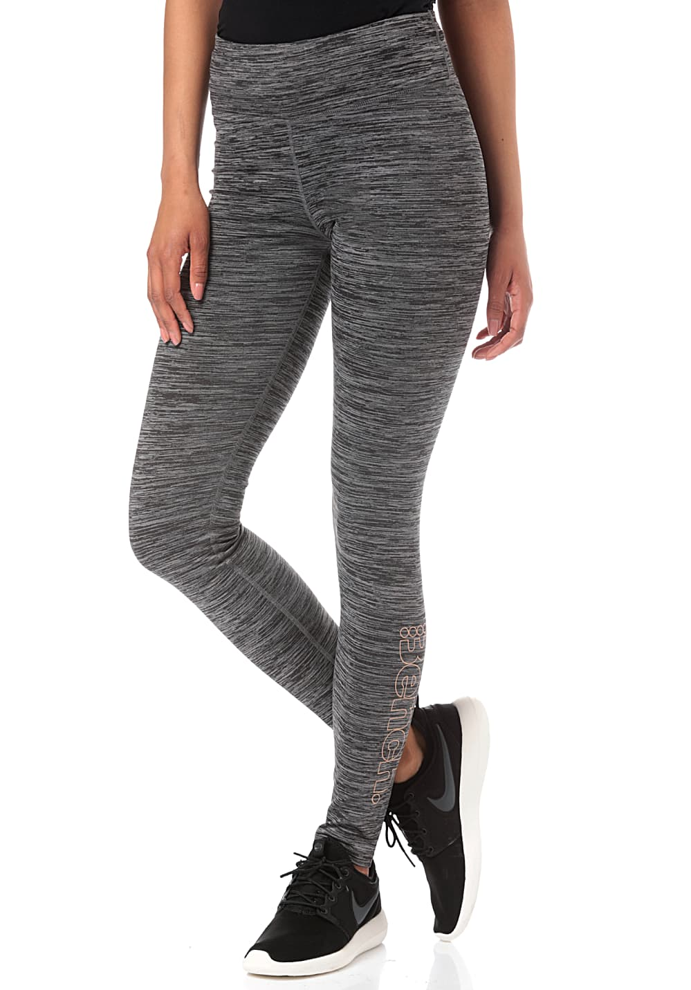 Hosen - Bench. Marl Baddah Leggings für Damen Grau  - Onlineshop Planet Sports