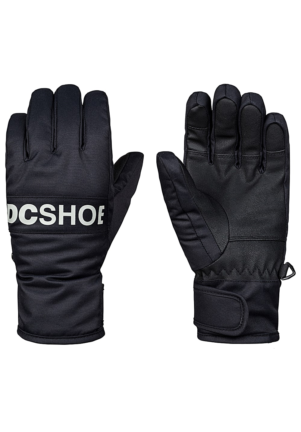 Boysaccessoires - DC Franchise Snowboard Handschuhe Schwarz - Onlineshop Planet Sports