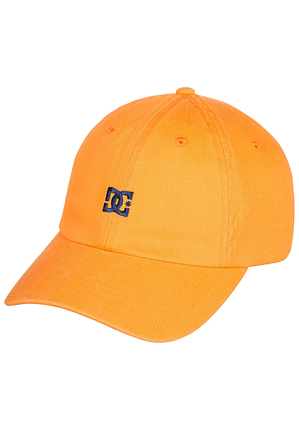 DC Uncle Fred Strapback Cap - Gelb