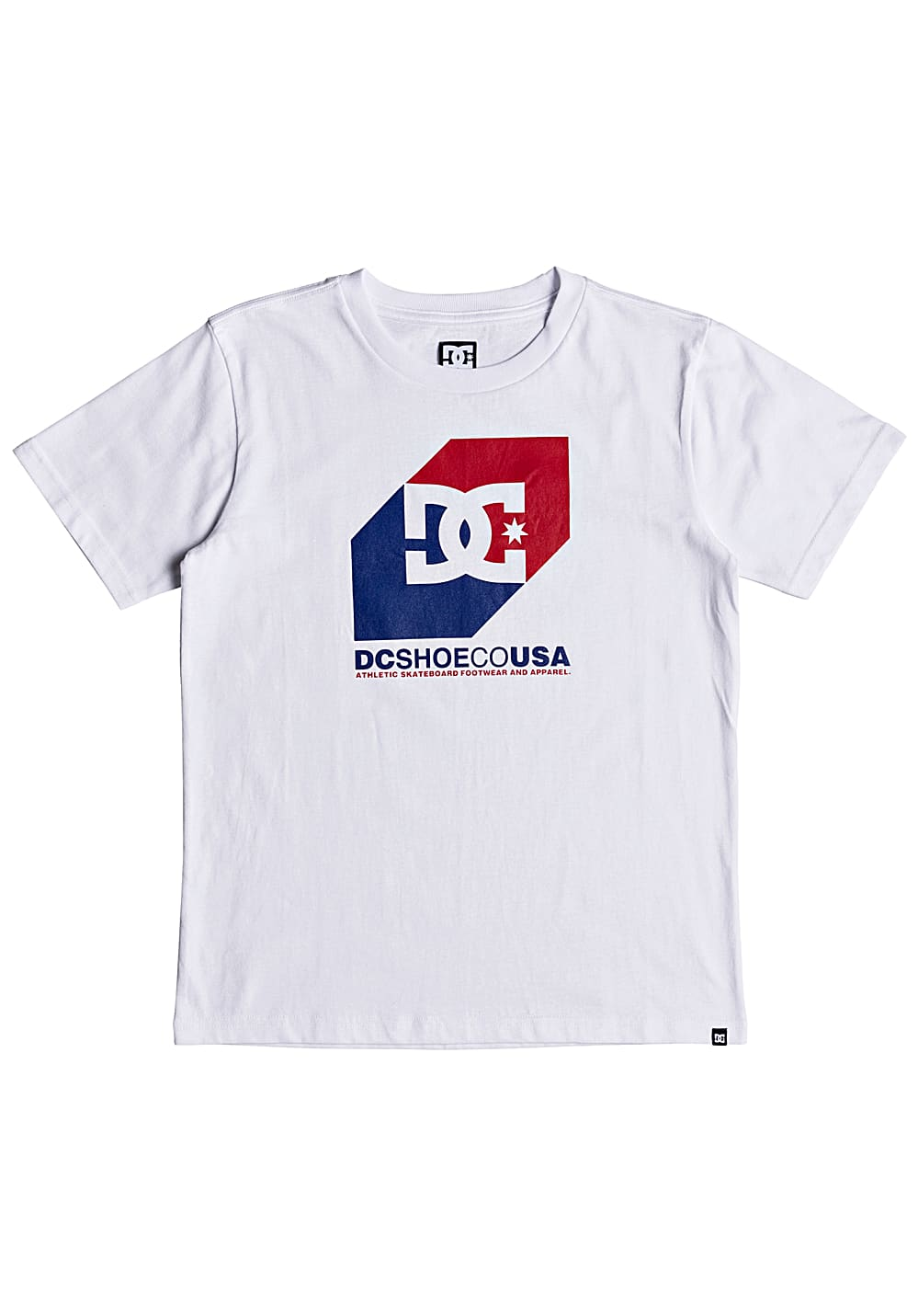 Boysoberteile - DC Nosed Up T-Shirt für Jungs Weiß - Onlineshop Planet Sports